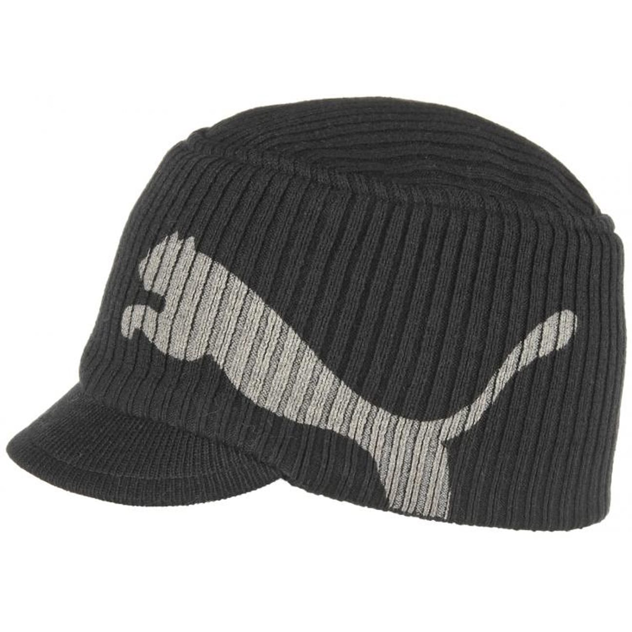 Bonnet Urban Tribe Hat by PUMA , noir 1