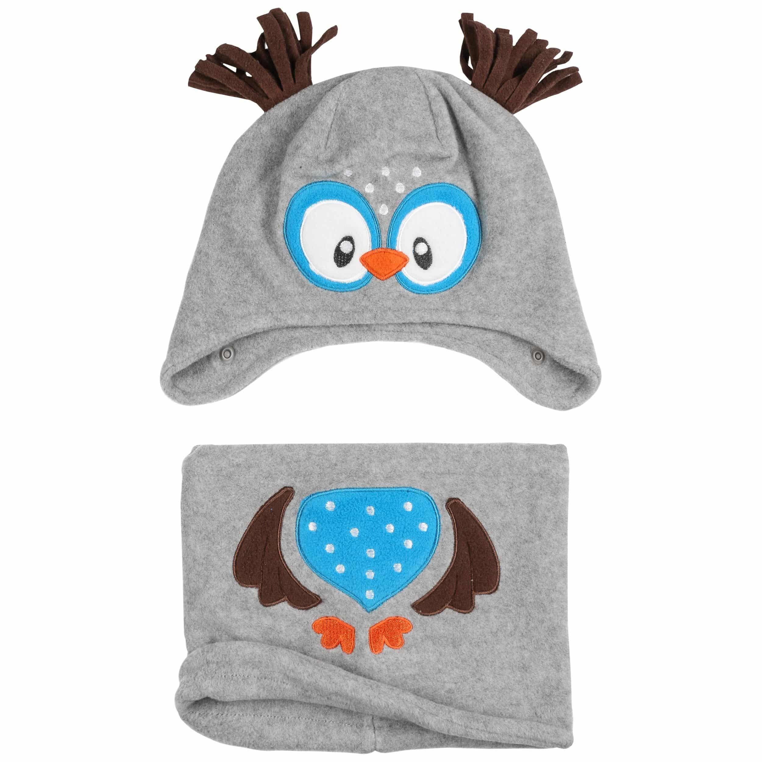 98e36dfe0606 Bonnet + Écharpe en Polaire pour Enfant Birdy, EUR 24,95 ...