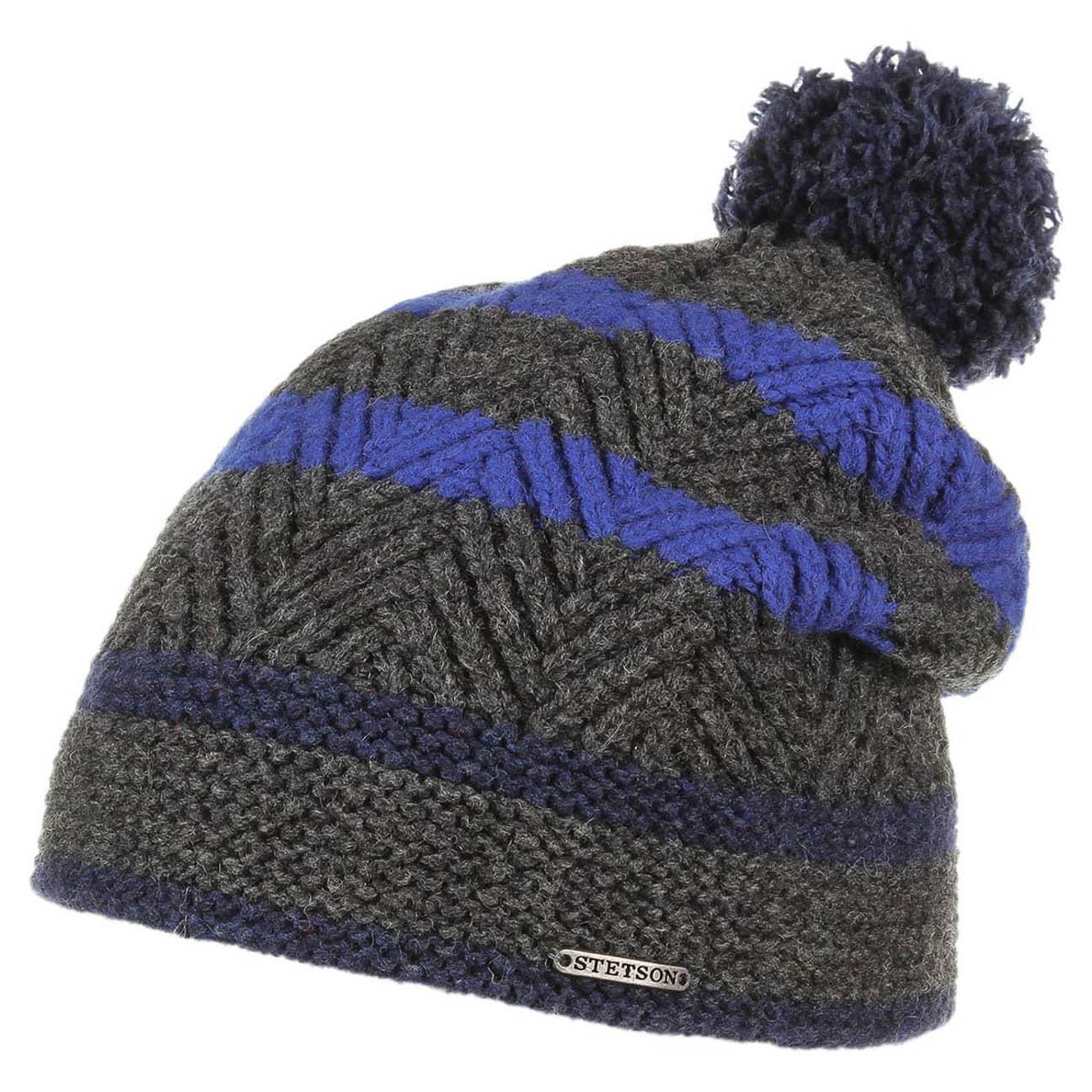 bonnet en tricot herkimer by stetson 29 00. Black Bedroom Furniture Sets. Home Design Ideas