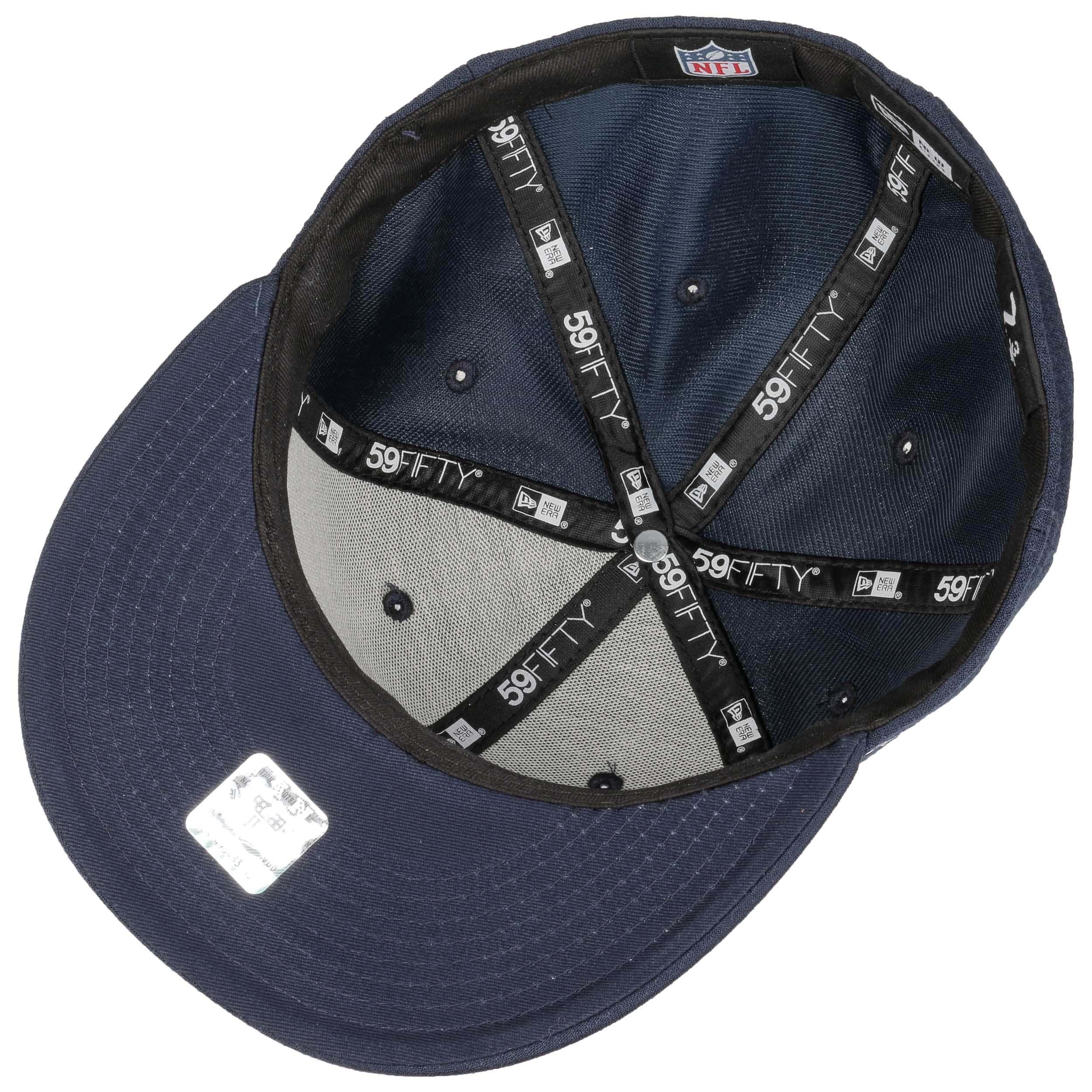 ... new zealand casquette 59fifty nfl logo patriots by new era bleu foncé 2  aed73 41dd8 f40694c1ba7