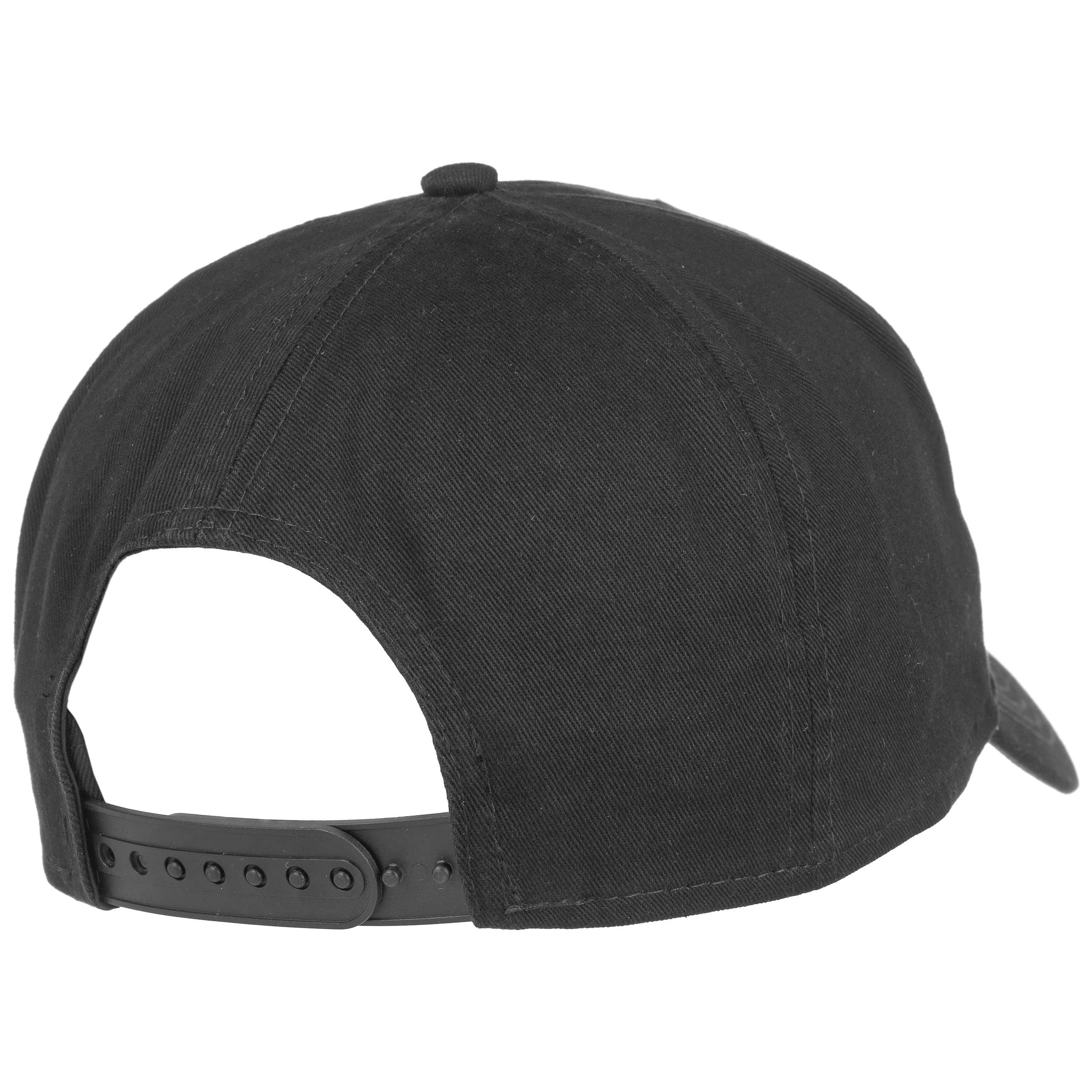 182088db082bf ... Casquette 9Forty A-Frame White Sox by New Era - noir 3 ...