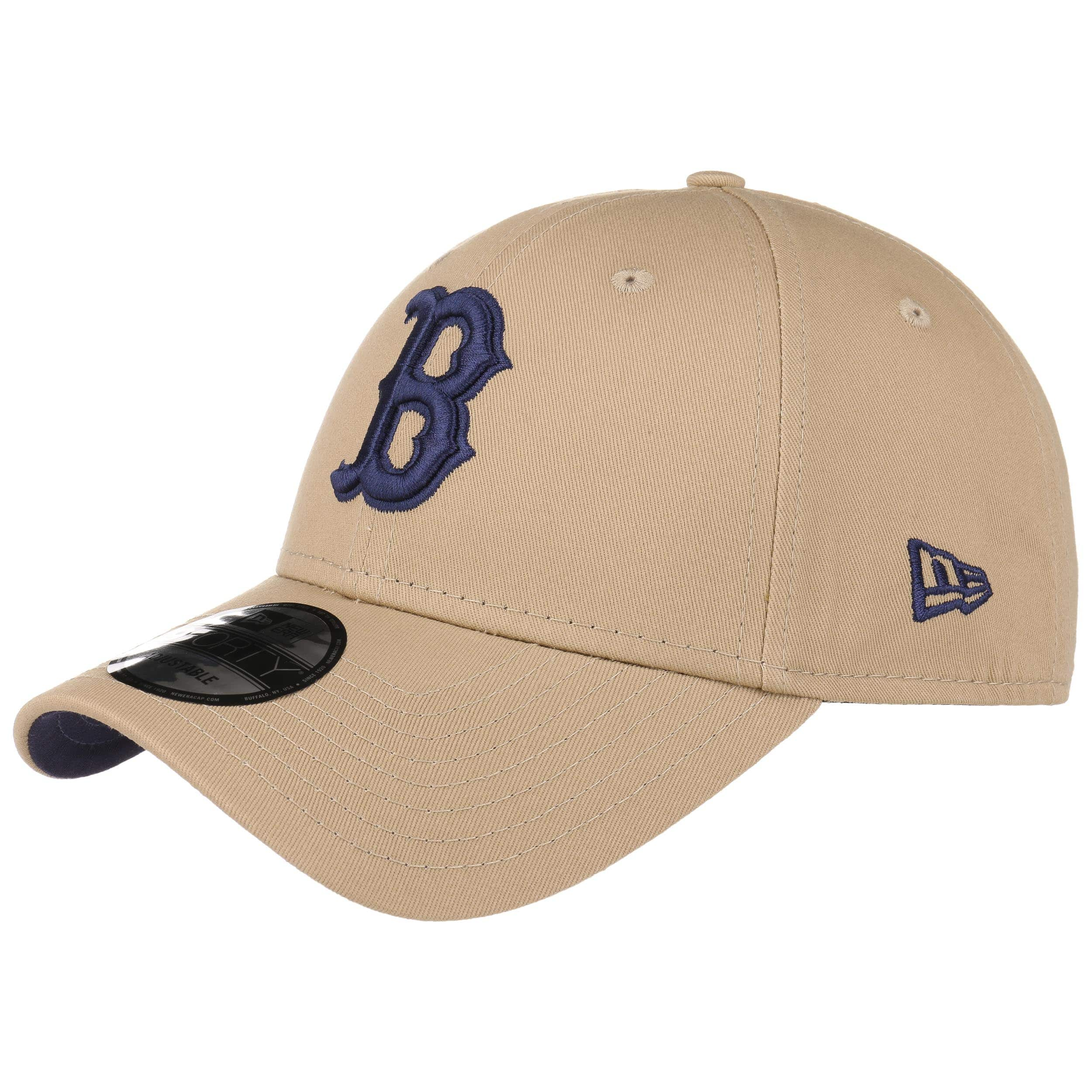 ... Casquette 9Forty MLB Red Sox by New Era - beige 6 a5c9606667c0