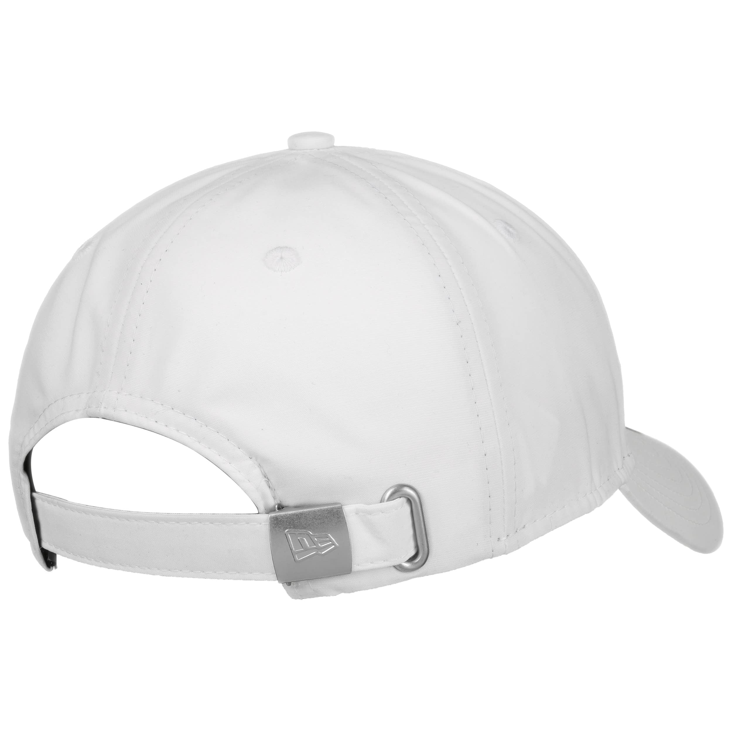 49d9b49c8caf ... Casquette 9Forty NY Strapback by New Era - blanc 3 ...