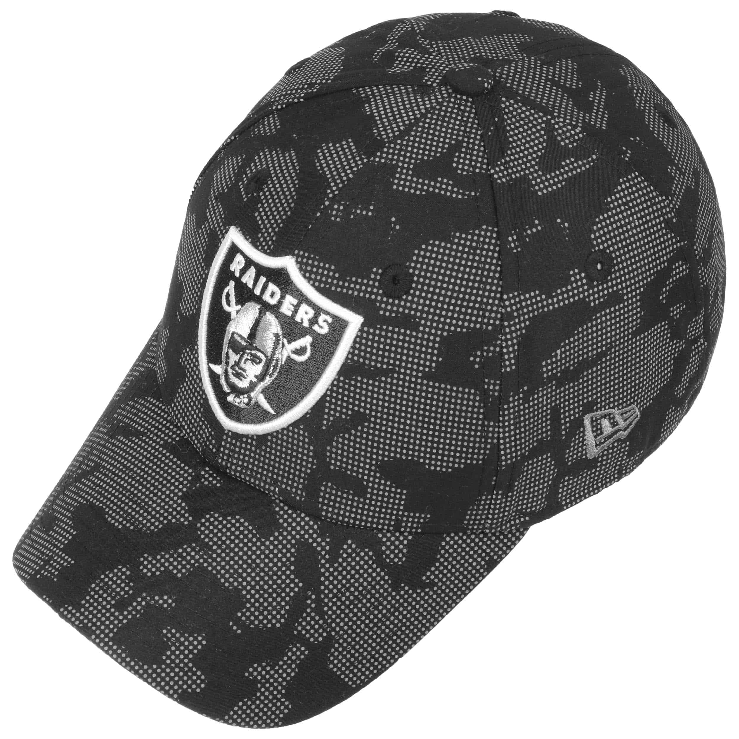 New Era Casquette NFL Oakland Raiders Olive Edition 9Forty Snapback