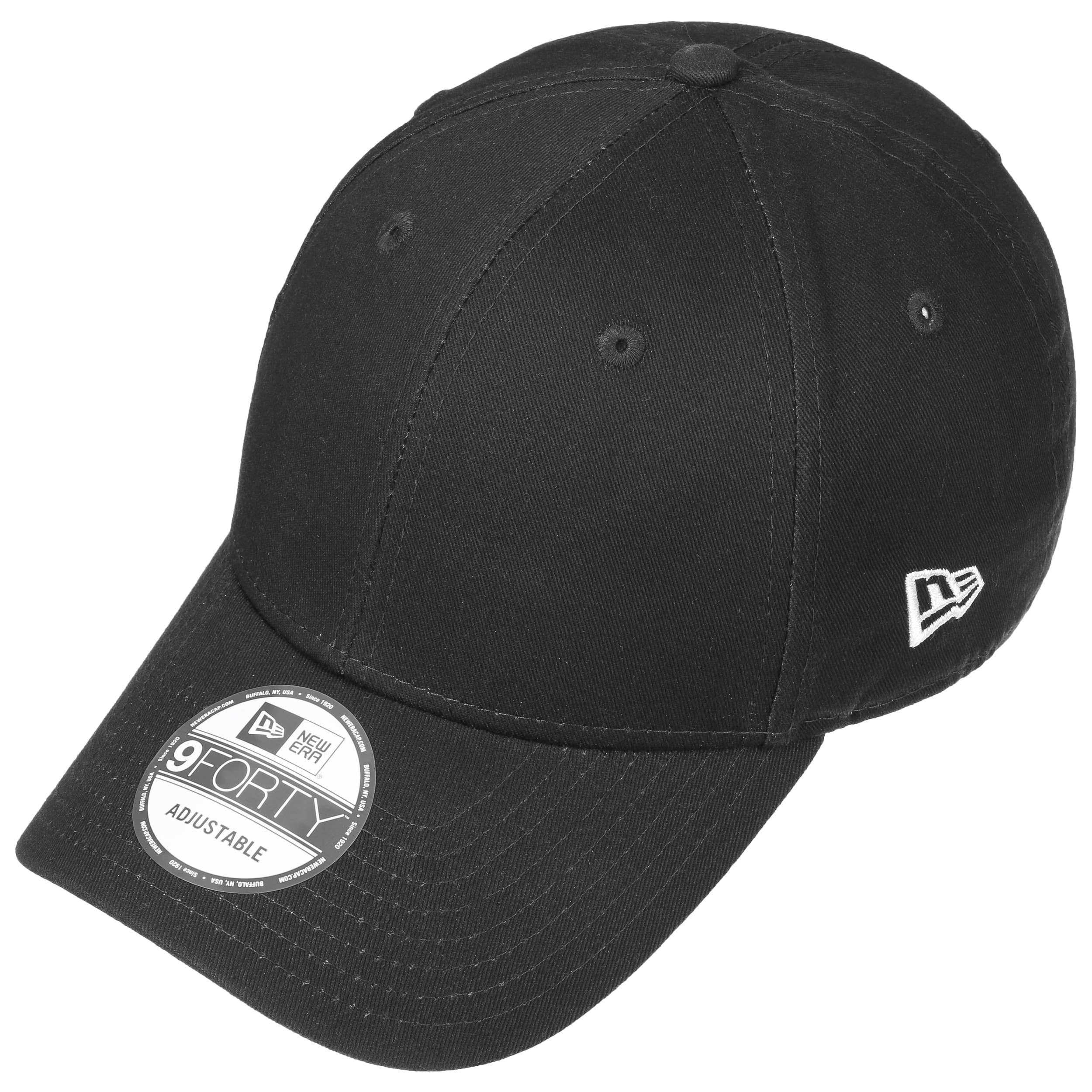 0aacd5b6a981 ... Casquette 9Forty Strapback by New Era - blanc 1 ...