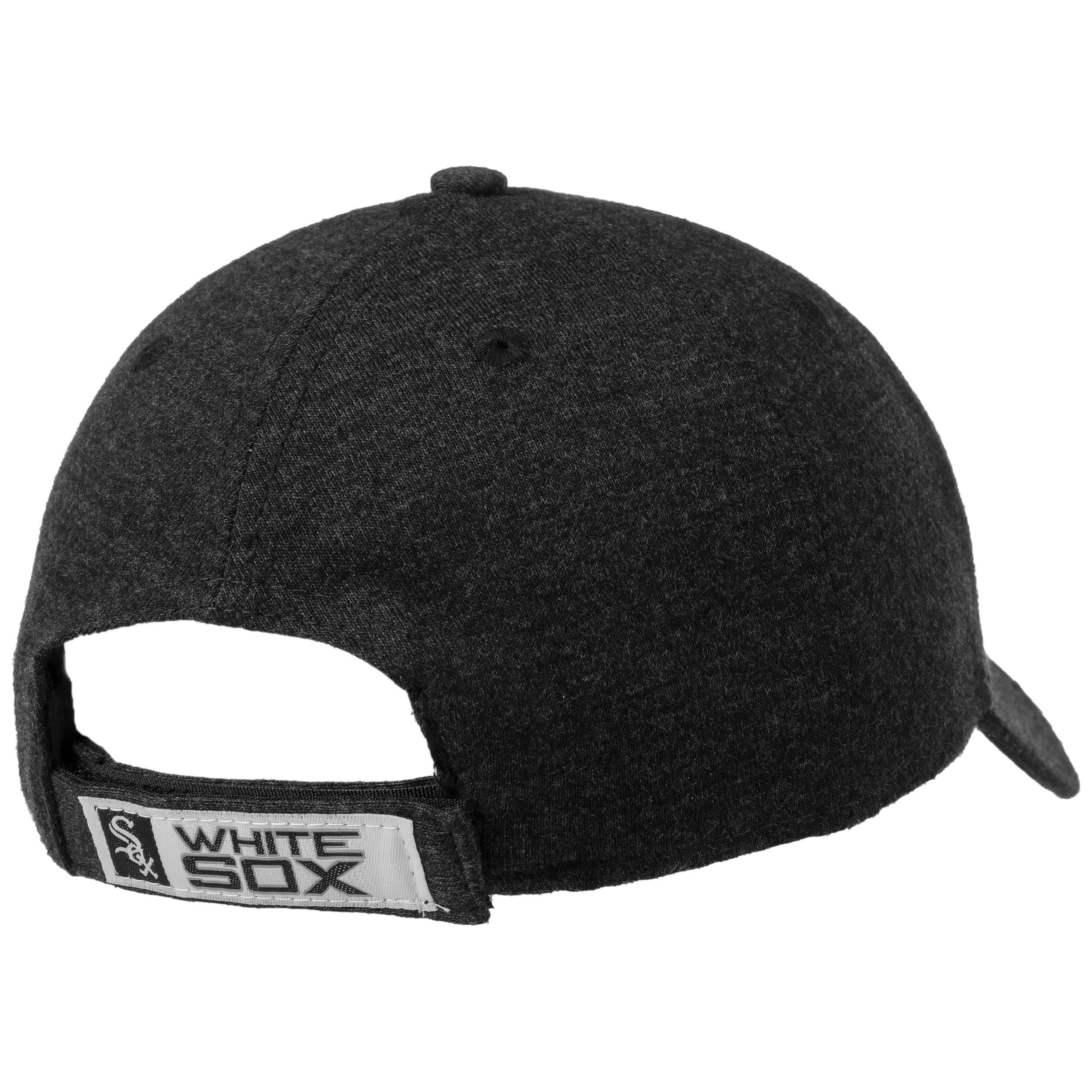 78f3460515928 ... Casquette 9Forty Winterised White Sox by New Era - noir 3 ...
