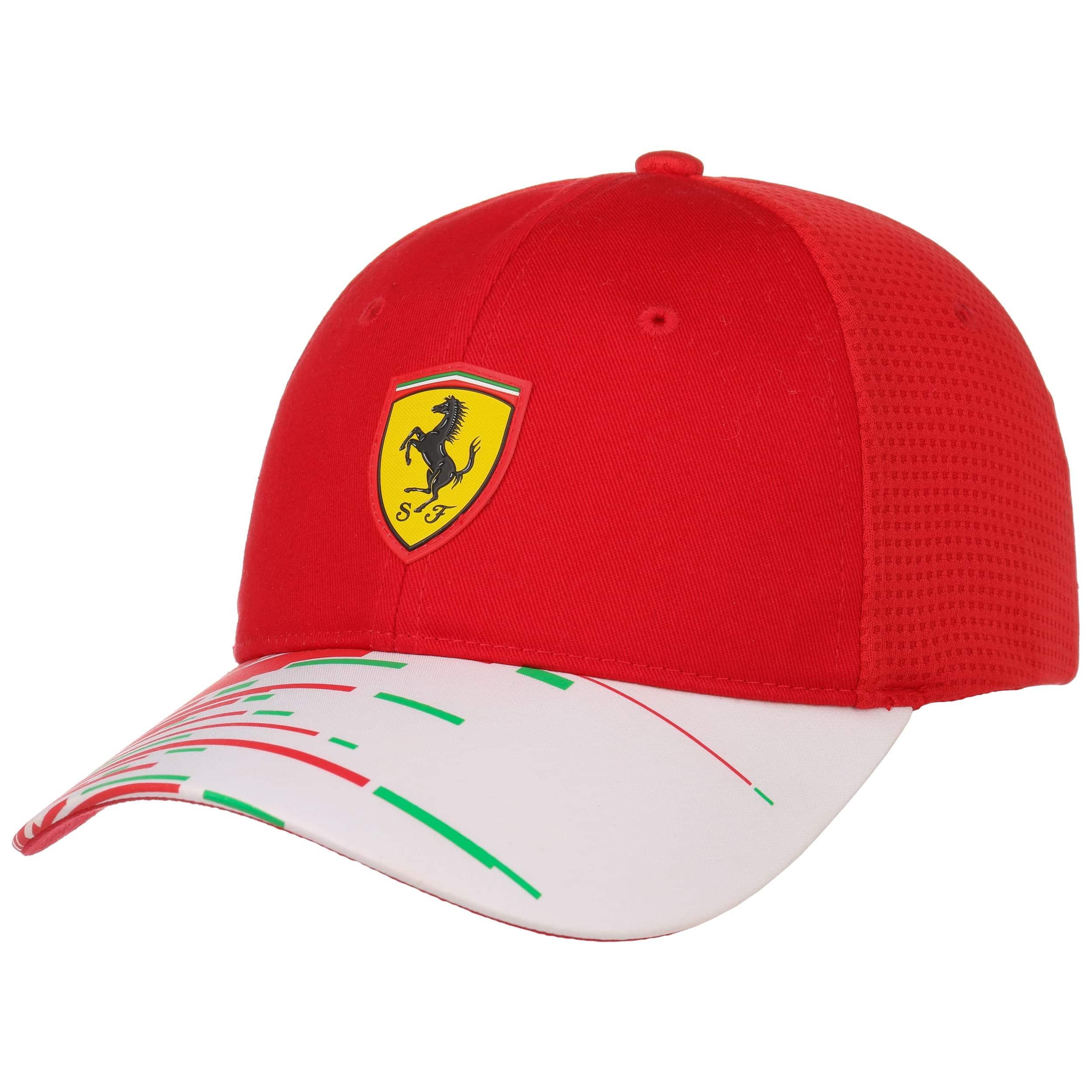 magasiner pour les plus récents emballage élégant et robuste nouvelle version Casquette Ferrari Replica Team by PUMA