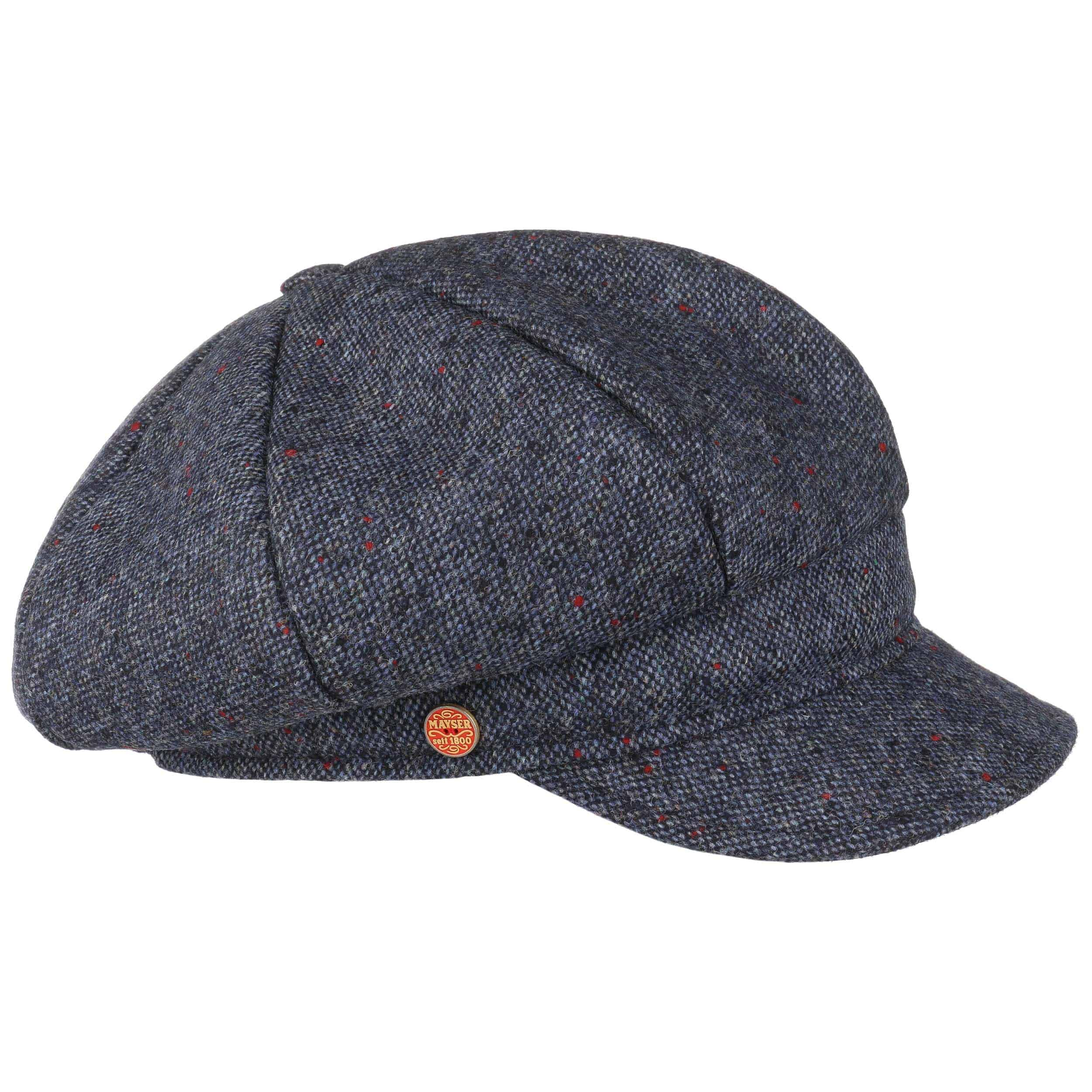 casquette gavroche tweedy by mayser eur 69 95 chapeaux casquettes et bonnets en ligne. Black Bedroom Furniture Sets. Home Design Ideas