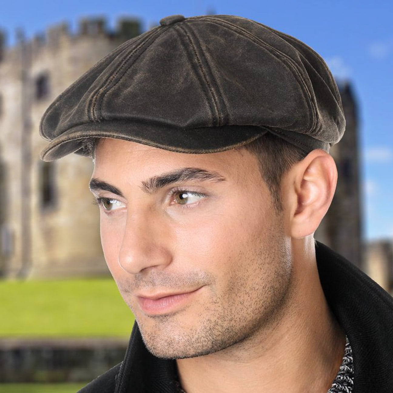 8cd95585fe9 ... Casquette Hatteras Old Cotton by Stetson 1 ...