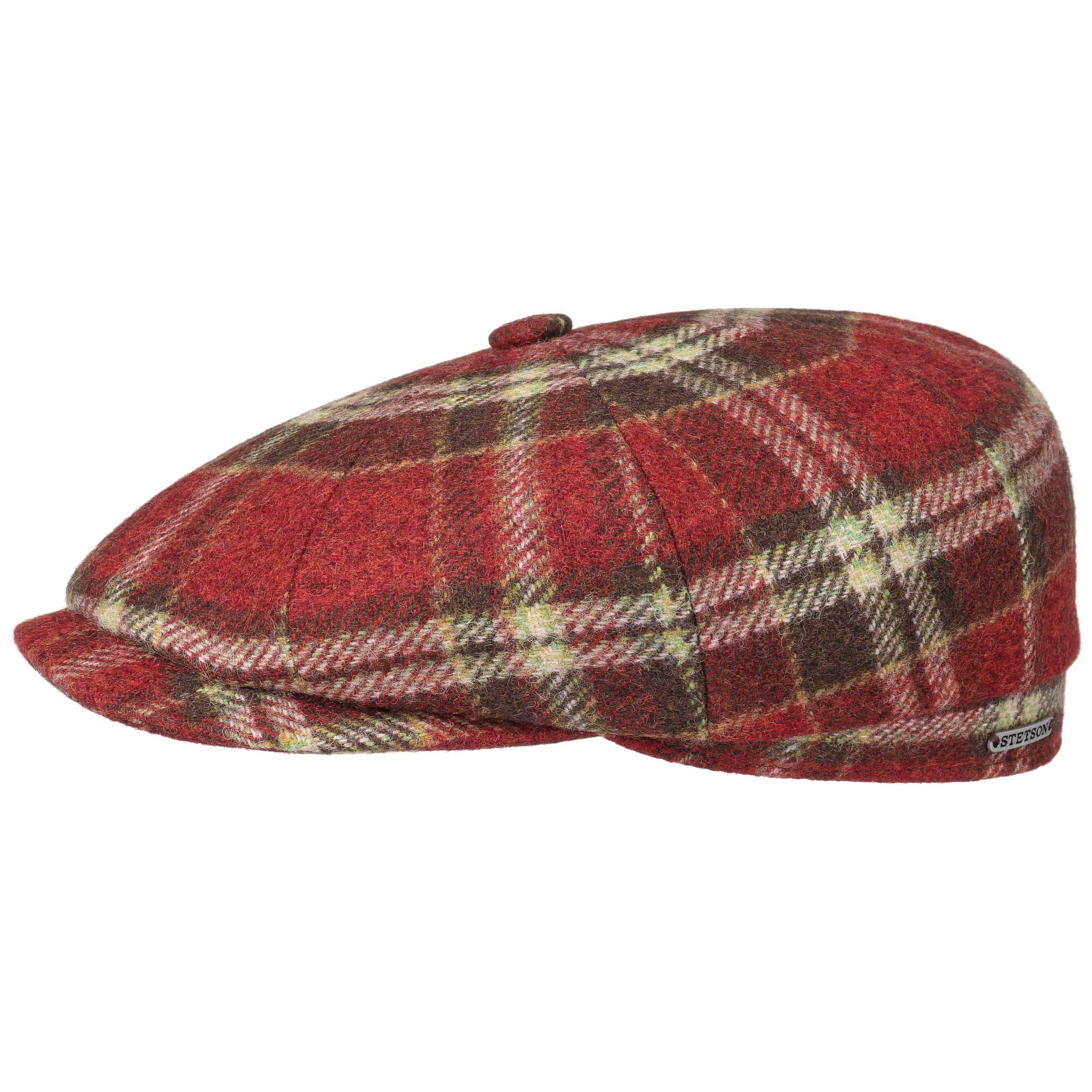 Casquette Hatteras Shetland Check by Stetson, EUR 79,00 --  Chapeaux ... 4fcead0f5d1