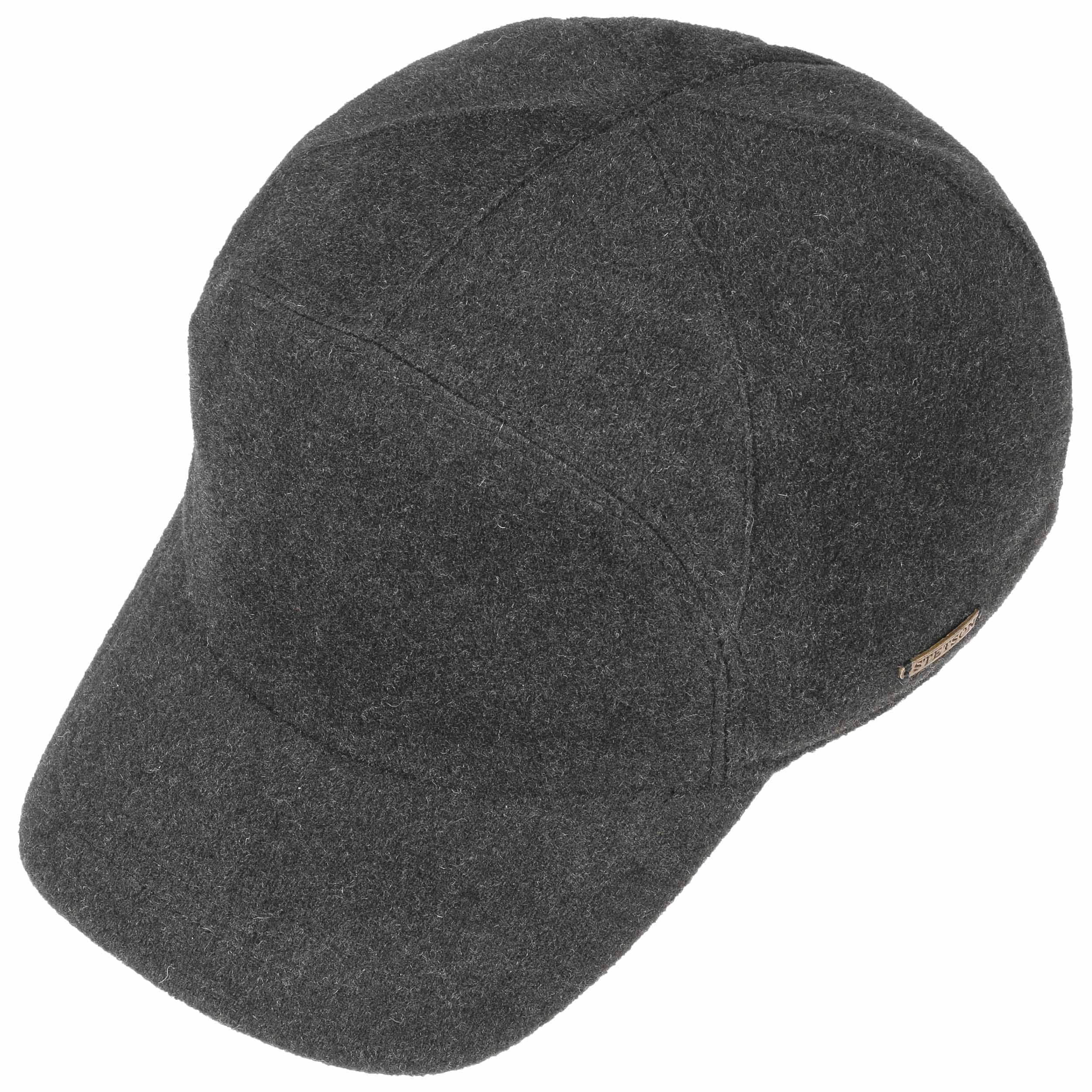 casquette maryman wool earflaps by stetson 69 00. Black Bedroom Furniture Sets. Home Design Ideas