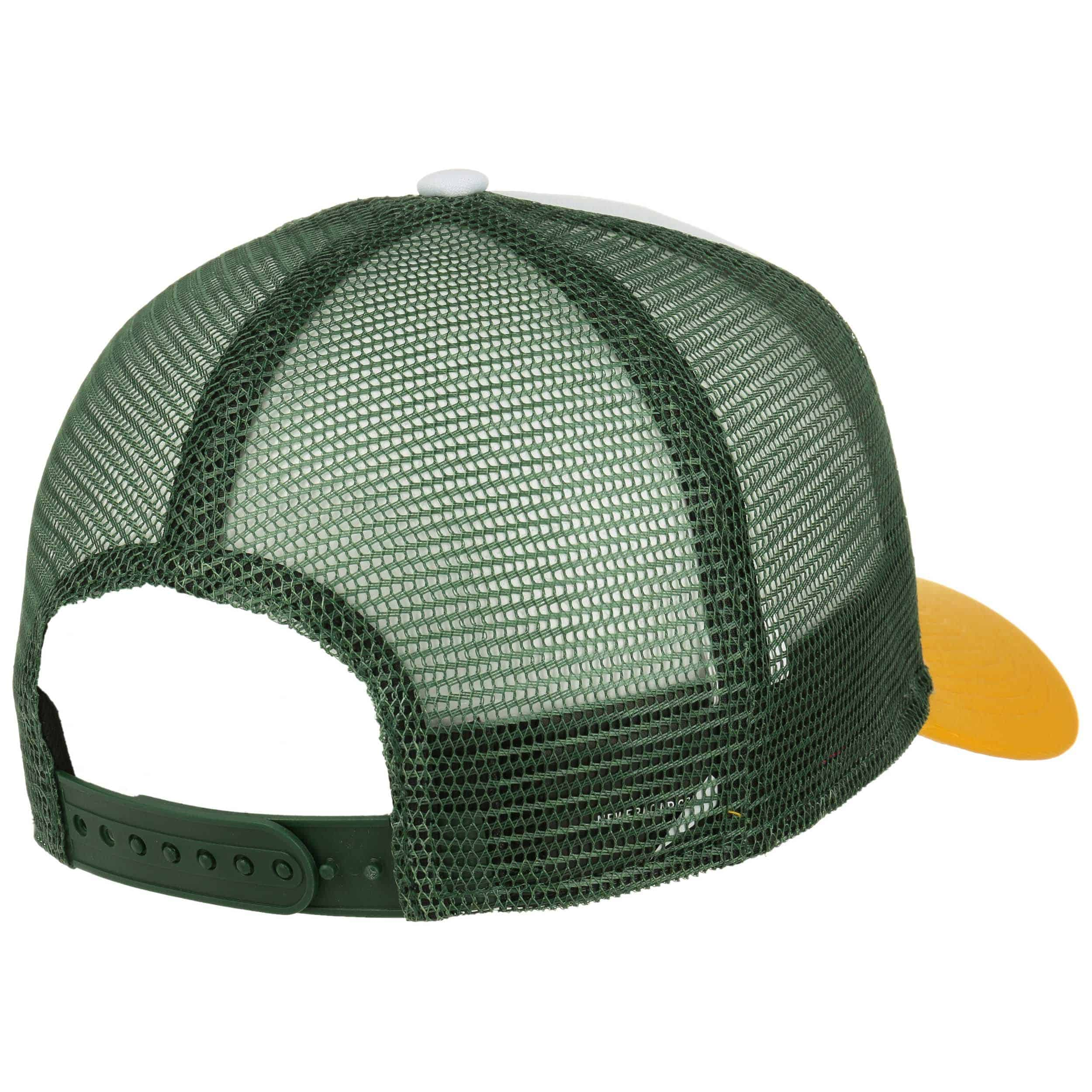 0d7b8e62faa9 ... Casquette NFL Throwback Packers by New Era - blanc 3 ...