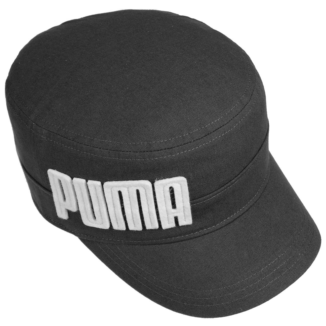 ... Casquette Penham Military Army by PUMA - noir 2 ...