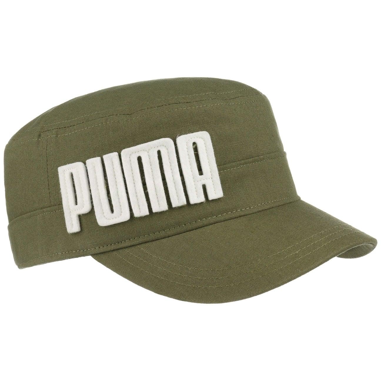 casquette puma military