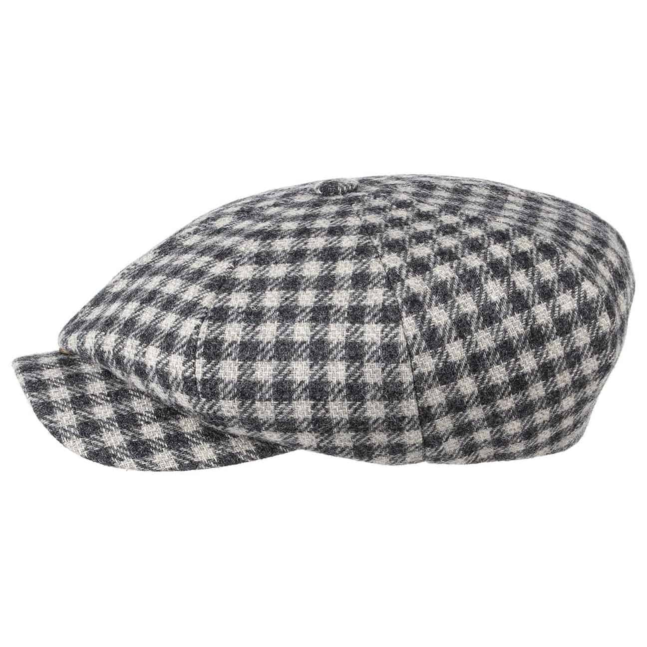 casquette plate many wool by stetson eur 99 00 chapeaux casquettes et bonnets en ligne. Black Bedroom Furniture Sets. Home Design Ideas