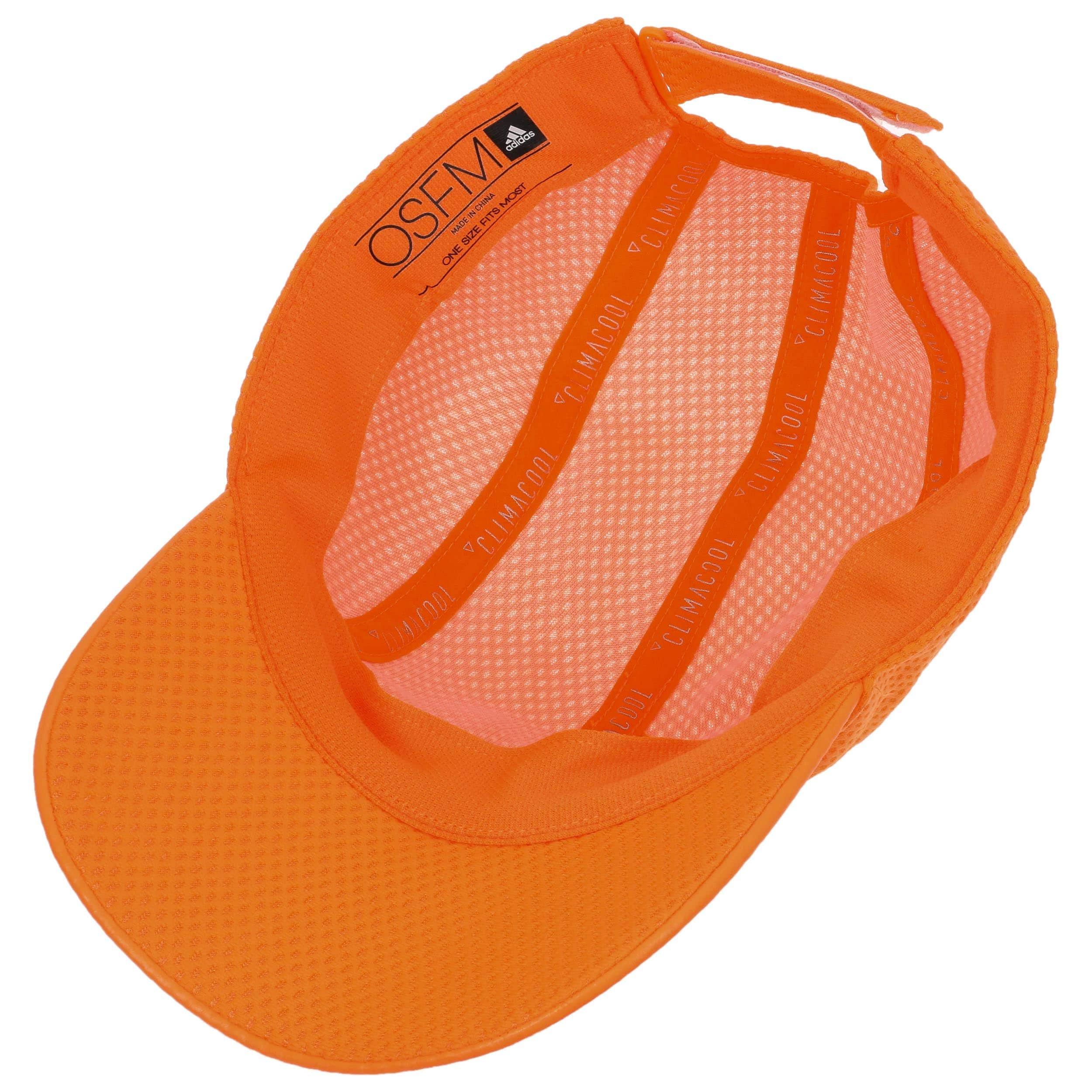 casquette adidas noir et orange