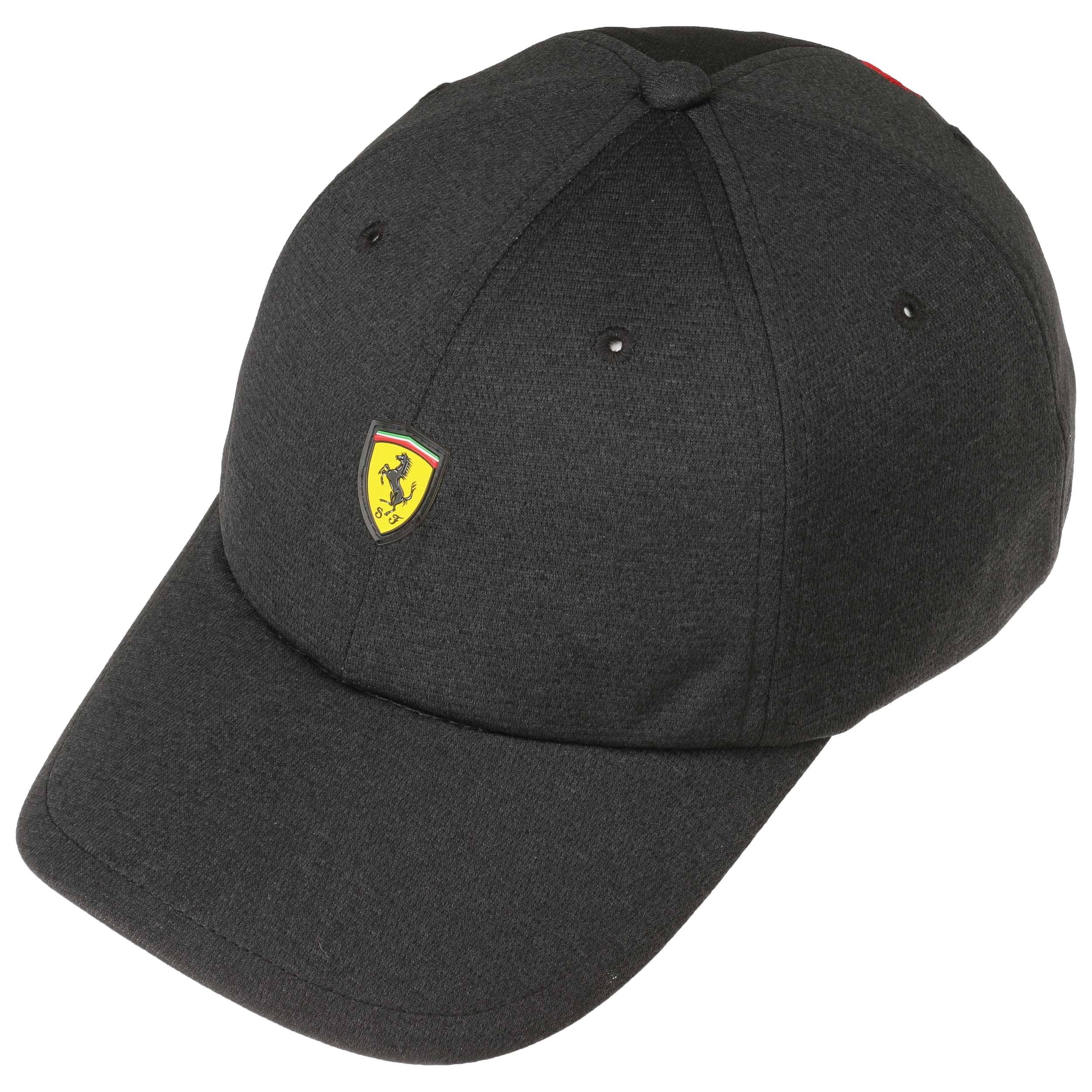 casquette puma ferrari noir