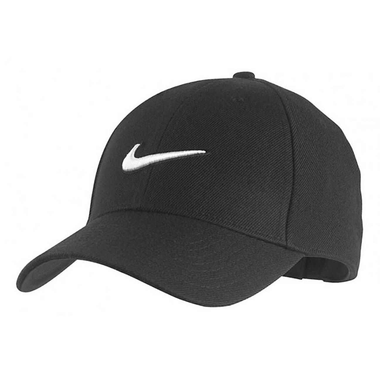 0ee247a9a5e45 ... Casquette Structured Swoosh by Nike - blanc 1 ...