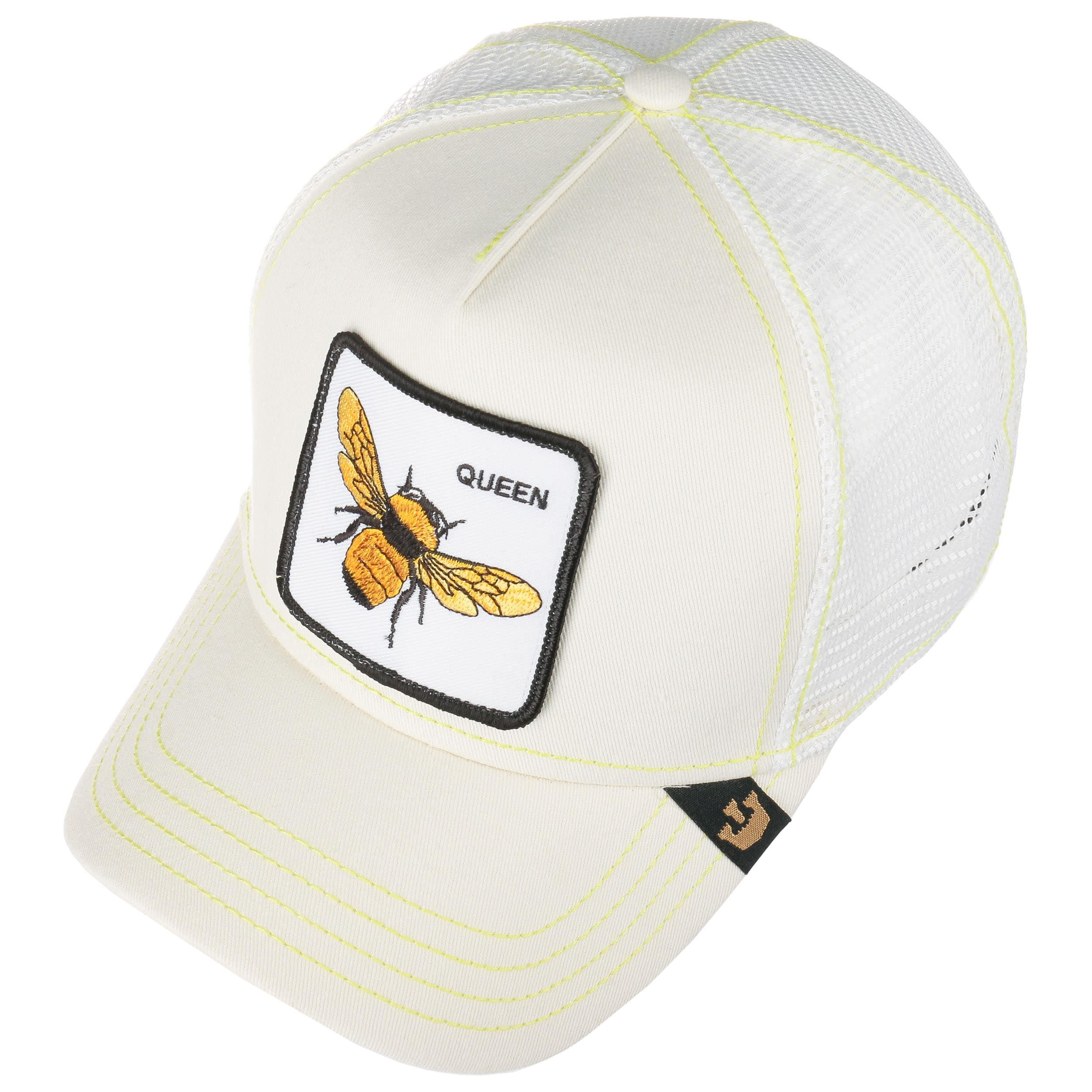 6780a7f382fd8 Casquette Trucker Queen Bee by Goorin Bros.