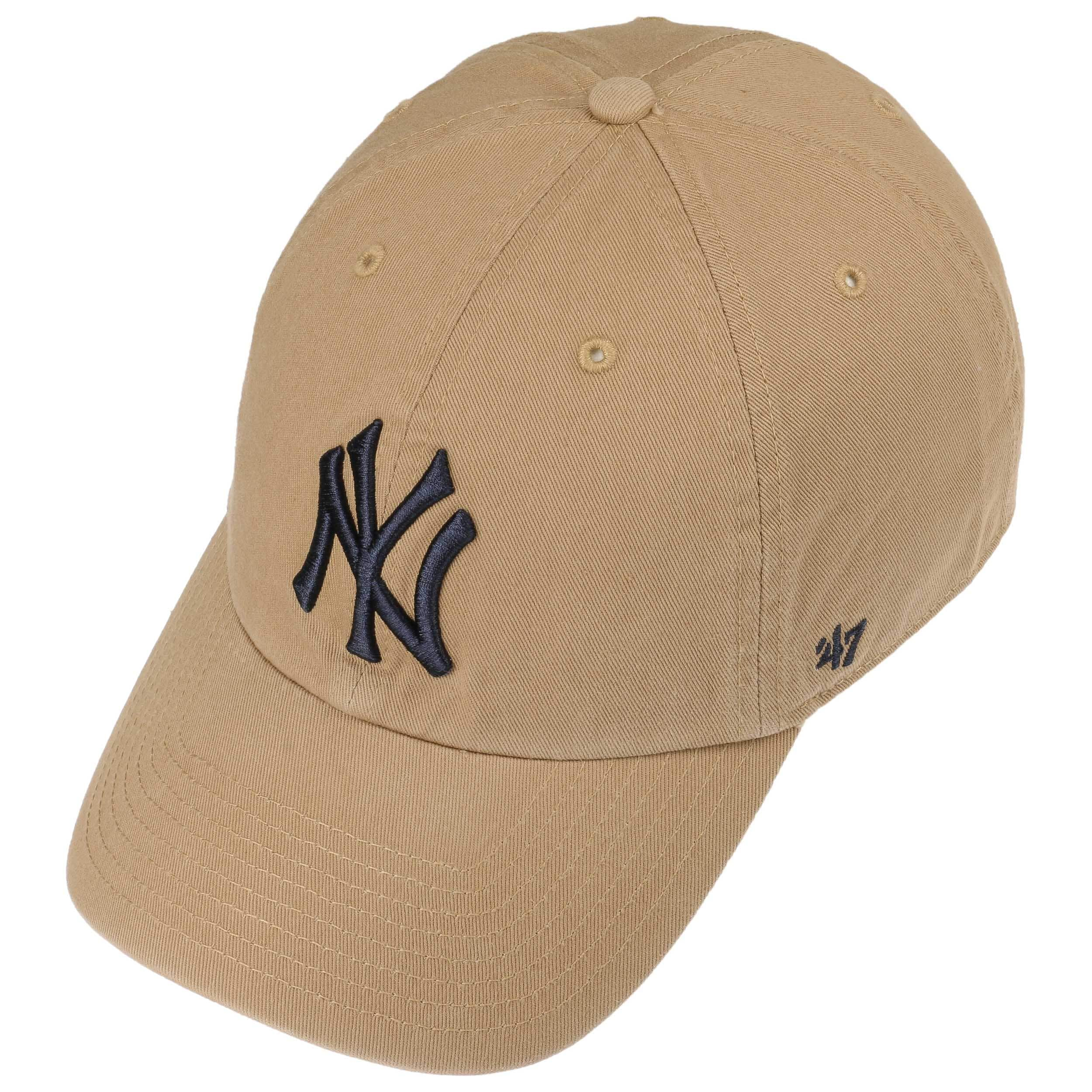 énorme réduction eb20f 27173 Casquette Yankees CleanUp by 47 Brand