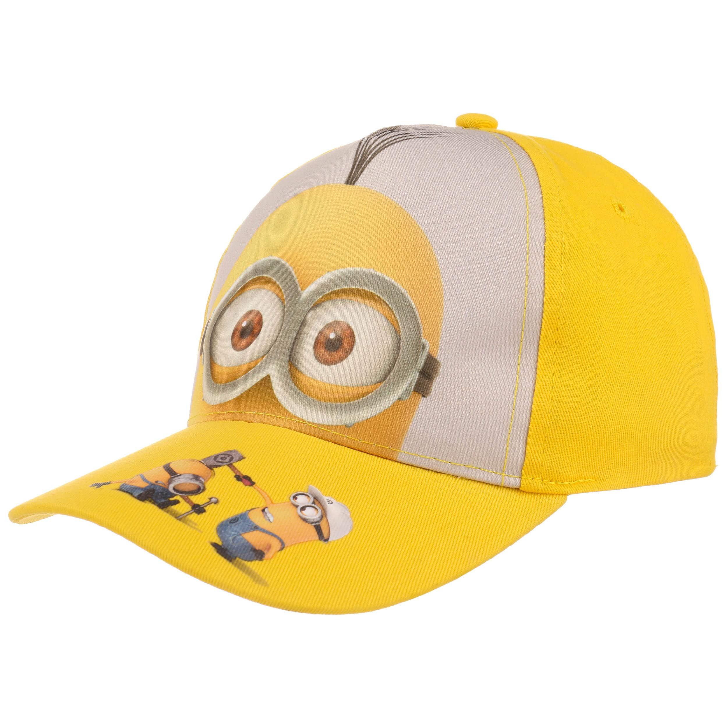 7f54c246c891b ... Casquette de Baseball pour Enfant Minions - jaune 6