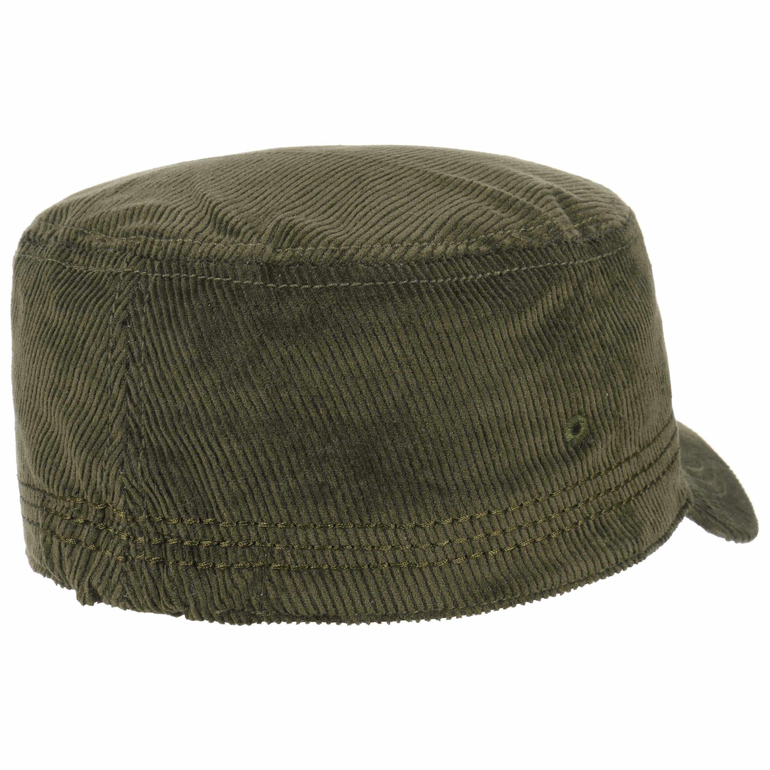 Casquette Army S//M Marron Bonnet en Noir Casquette Plate en 100/% de Coton Olive L//XL Taille r/églable Beige Lipodo Casquette Urbaine Army Femmes//Hommes