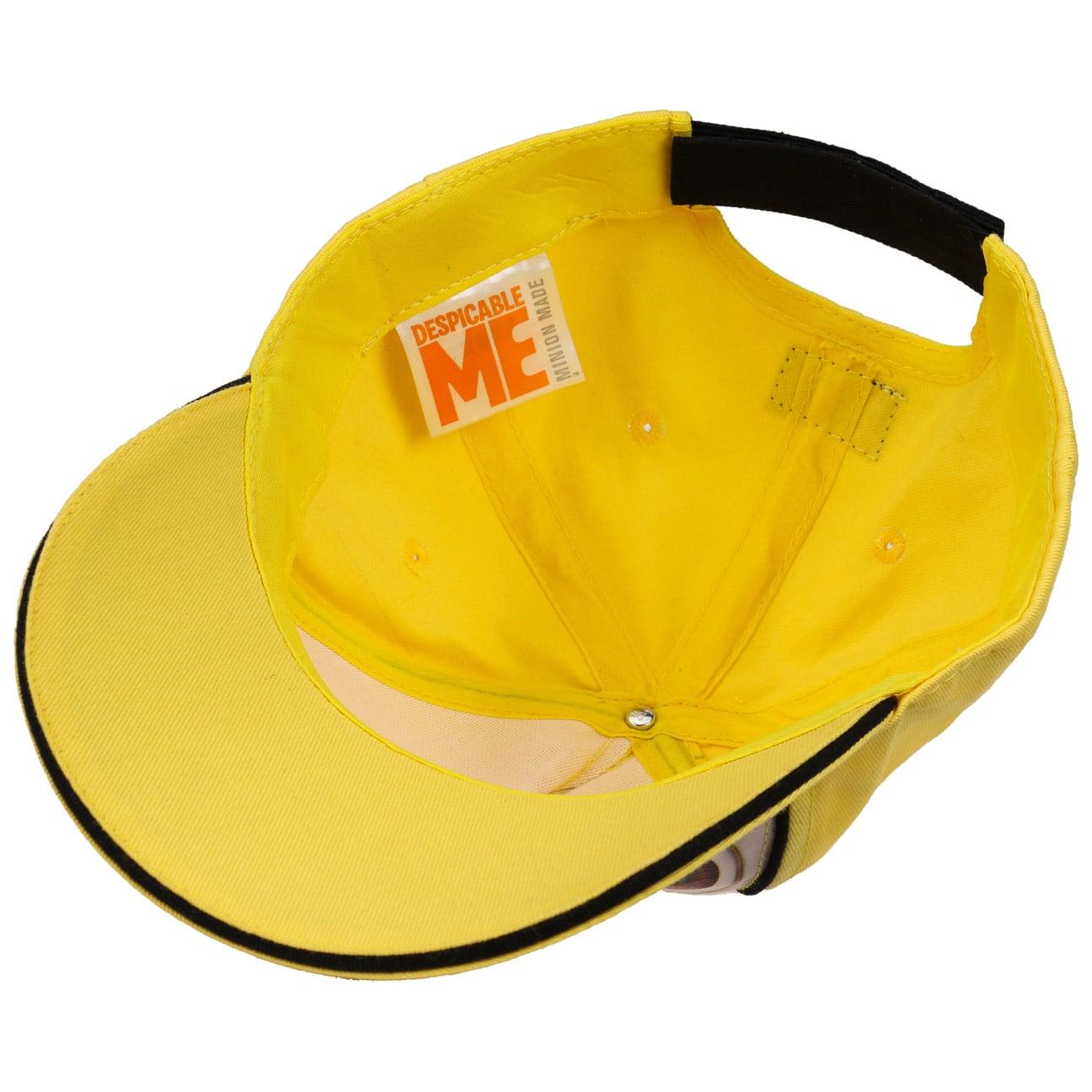 ec49ab5e4a59c ... Casquette pour Enfant Minions - jaune 3 ...