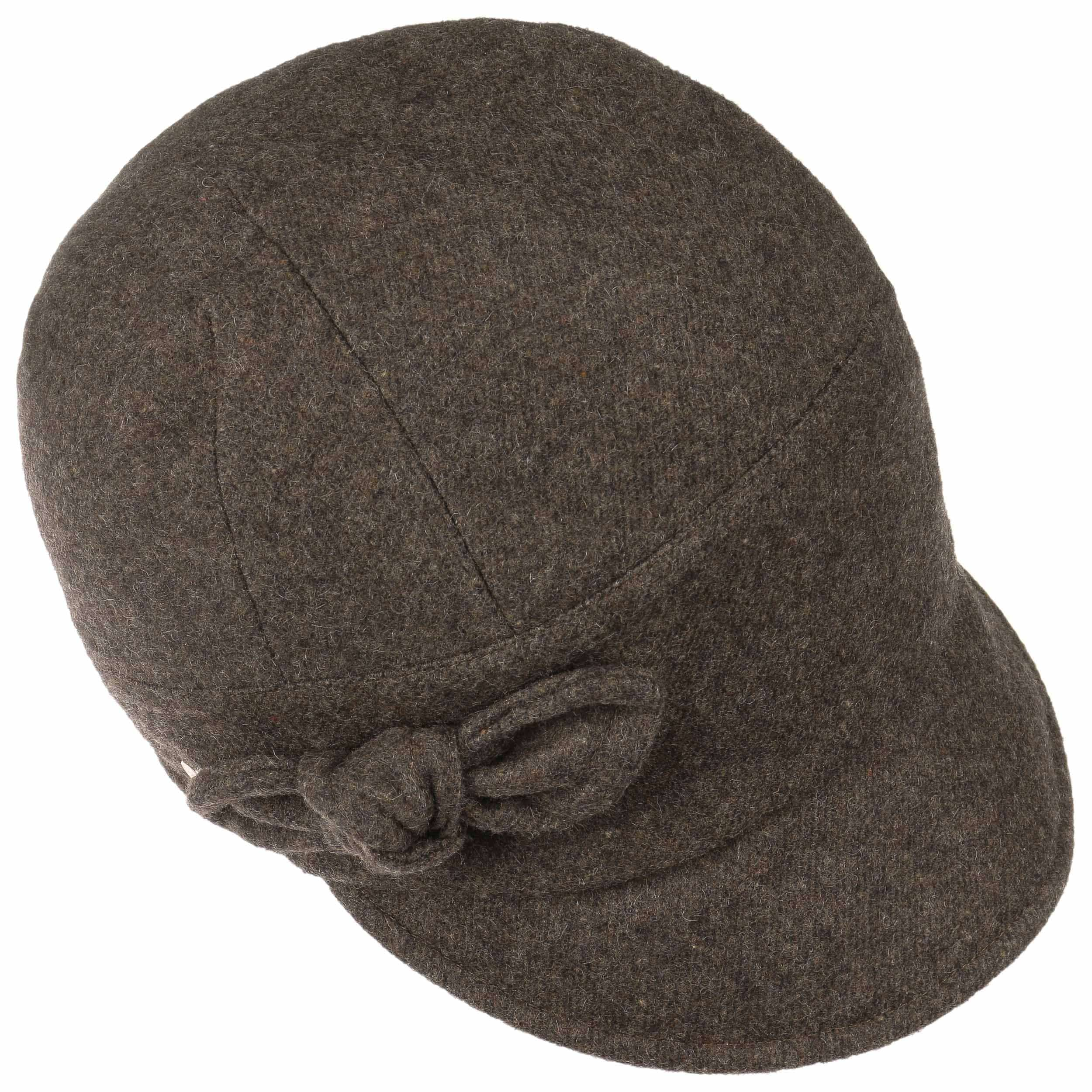 0285fb3162299 ... Casquette pour Femme Kalinka Sympatex by Mayser - anthracite 2 ...