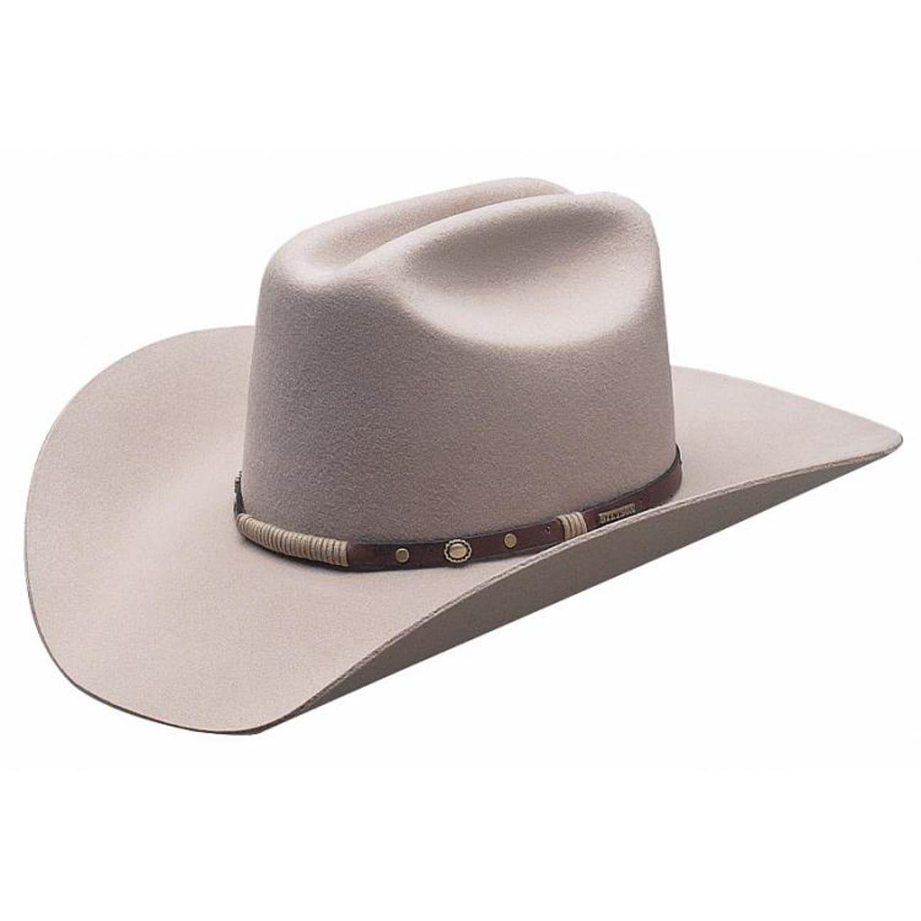 chapeau alamosa cowboy by stetson eur 145 00 chapeaux casquettes et bonnets en ligne. Black Bedroom Furniture Sets. Home Design Ideas