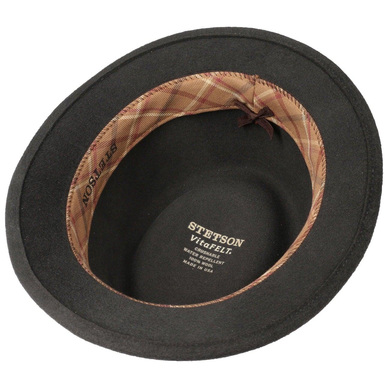 chapeau boston vitafelt by stetson eur 159 00 chapeaux casquettes et bonnets en ligne. Black Bedroom Furniture Sets. Home Design Ideas
