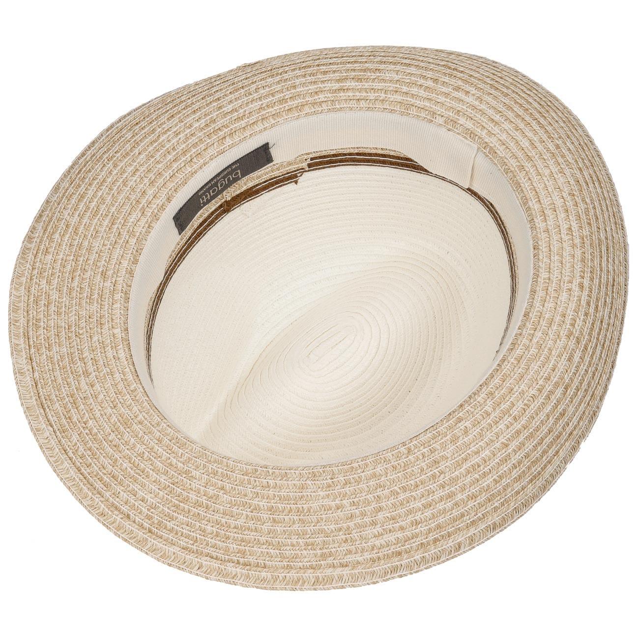 Chapeau Fiolaro Stripe Trilby by bugatti nature 3