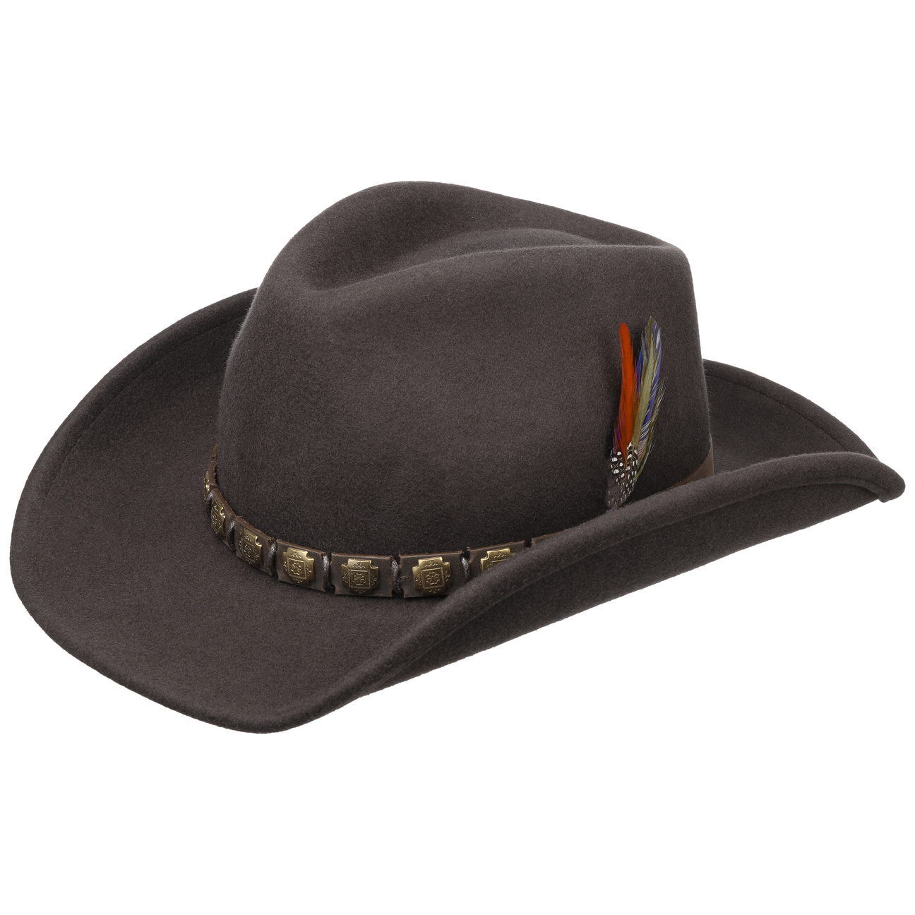 chapeau hackberry western by stetson eur 119 00 chapeaux casquettes et bonnets en ligne. Black Bedroom Furniture Sets. Home Design Ideas