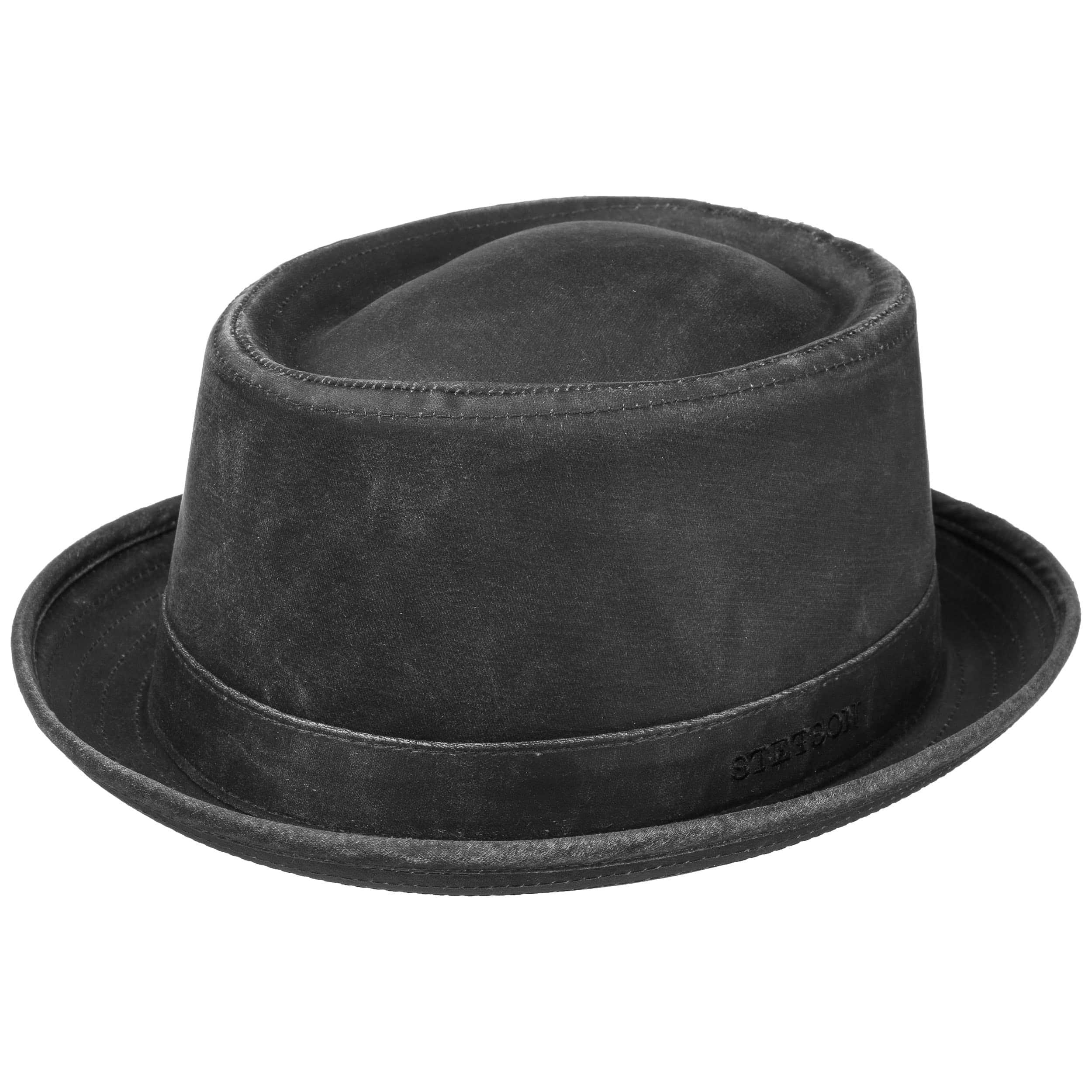 chapeau odenton pork pie by stetson eur 89 00 chapeaux casquettes et bonnets en ligne. Black Bedroom Furniture Sets. Home Design Ideas