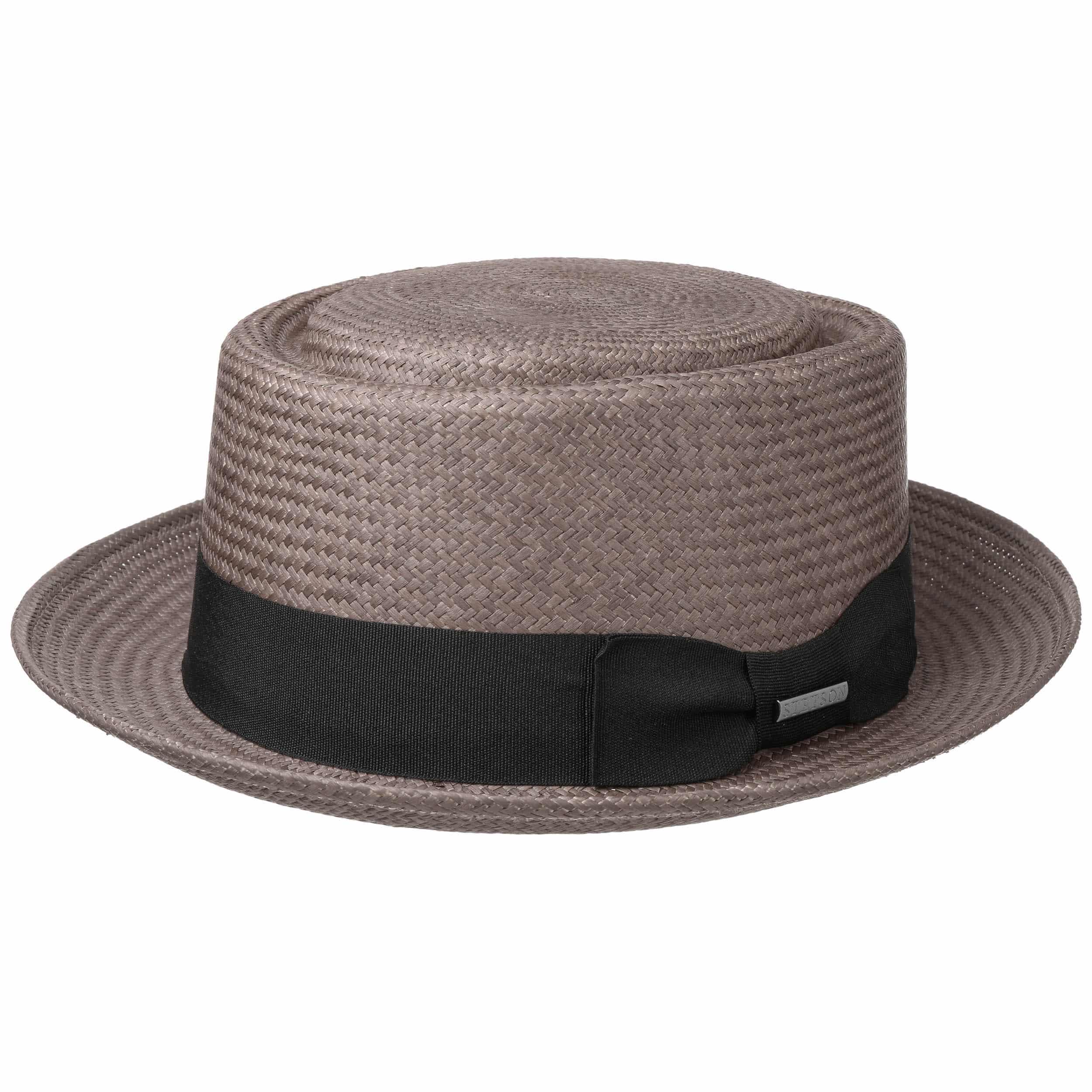 chapeau panama classic pork pie by stetson eur 149 00 chapeaux casquettes et bonnets en. Black Bedroom Furniture Sets. Home Design Ideas