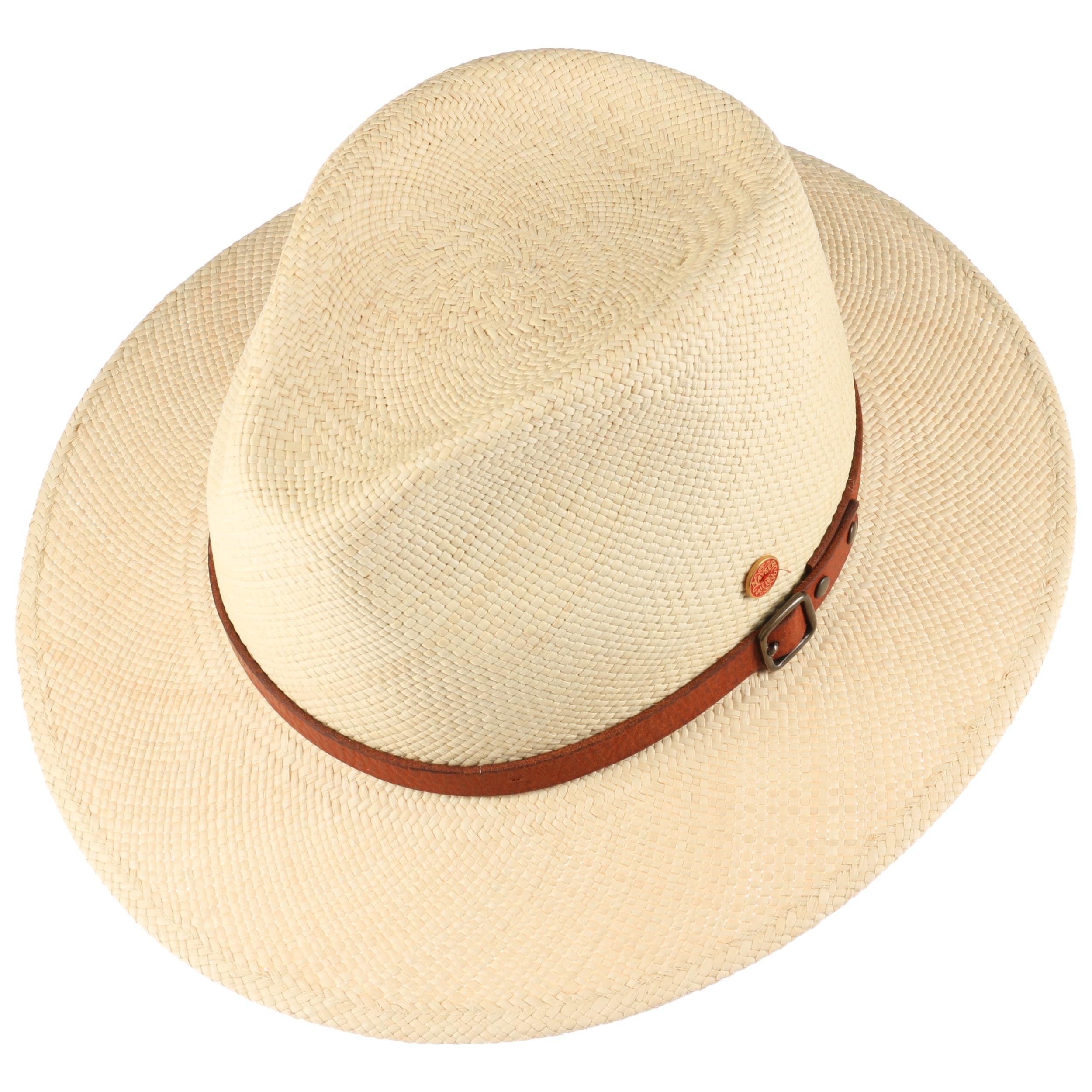 Chapeau Menton Paille Panama Mayser chapeau de soleil soleil