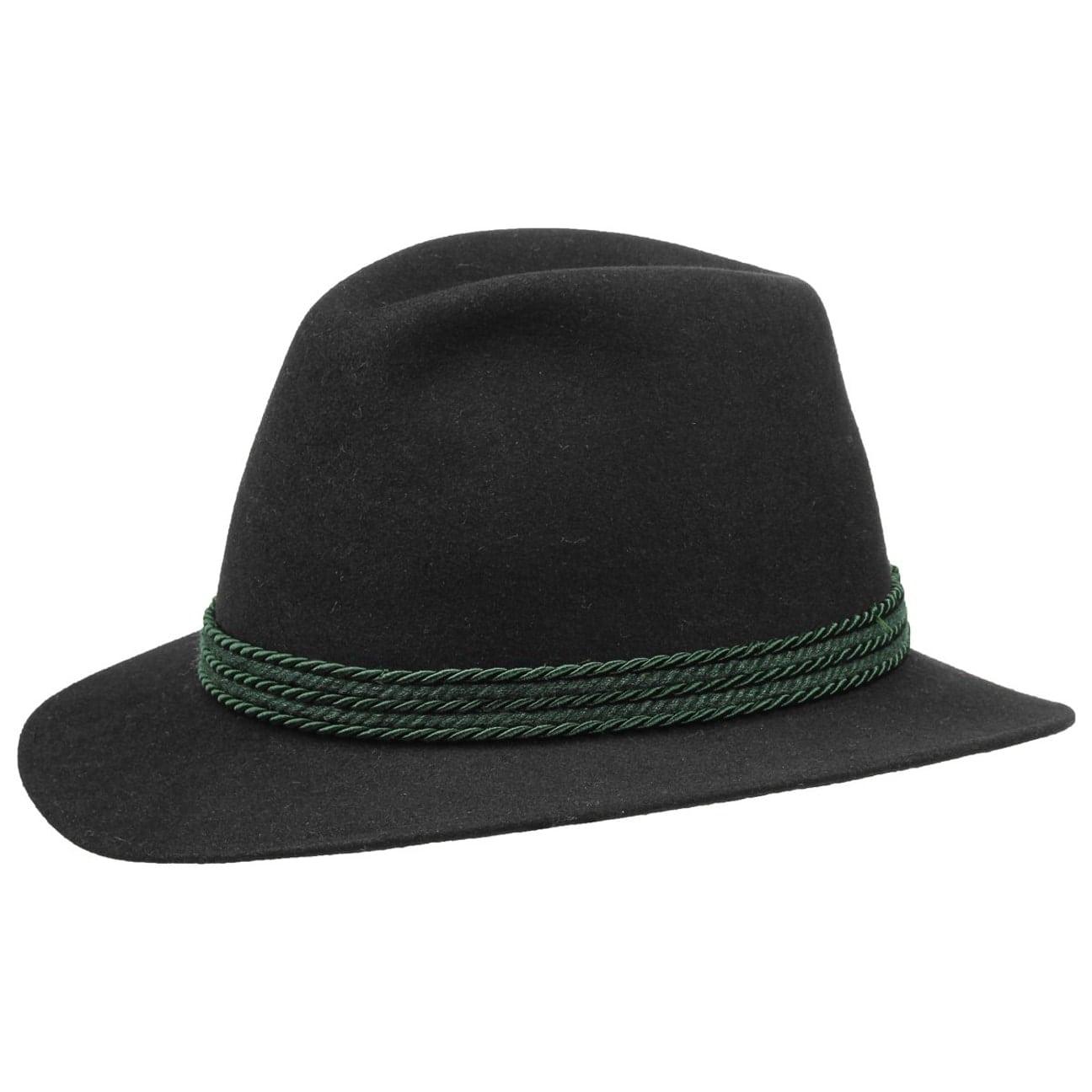 hot-vente dernier inégale en performance dernière remise Chapeau Traditionnel Classique Feutre Poil