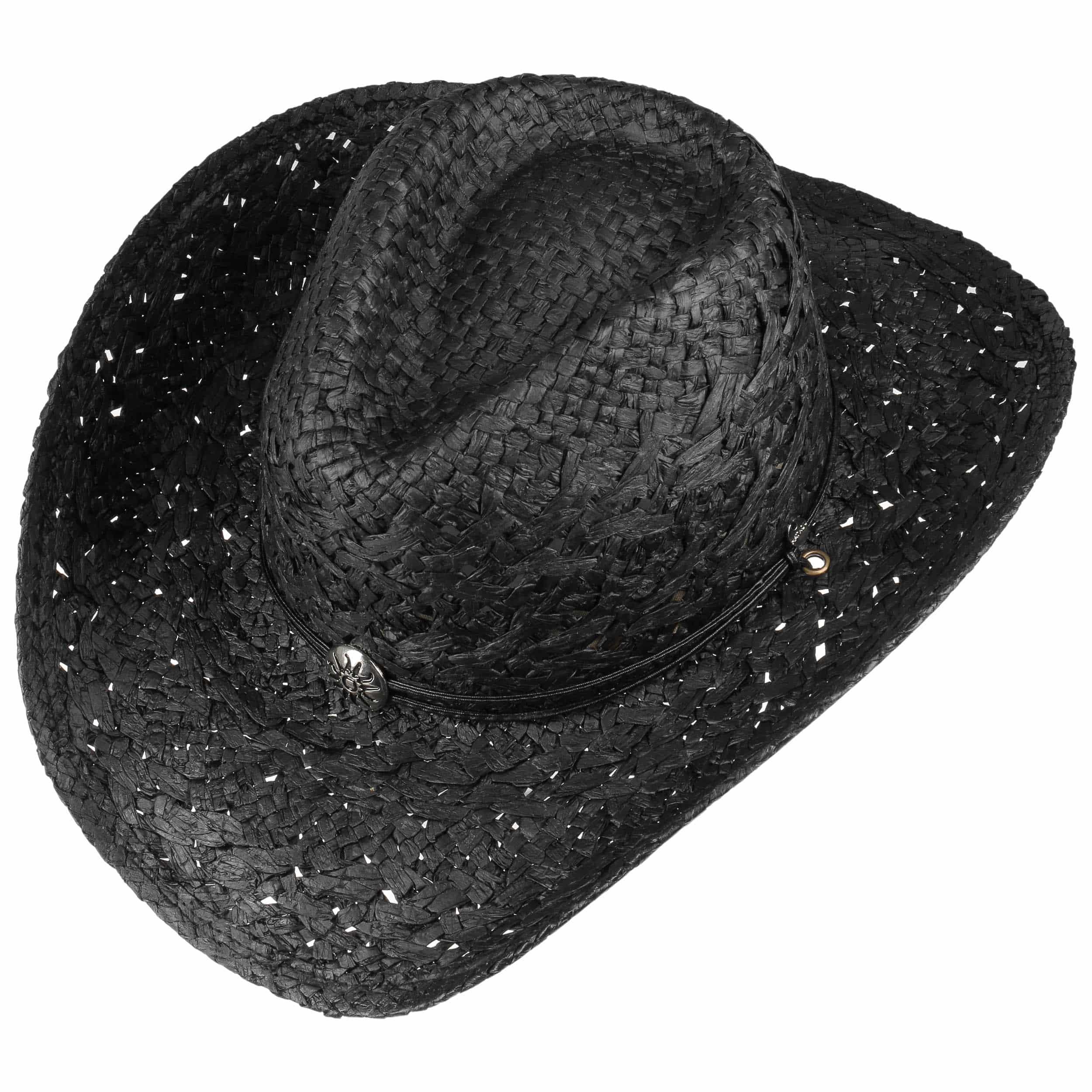 Chapeau de cow-boy Homme Western Cuir Chapeaux Blancs Texas Hat femme Chapeau Cowgirl Hat