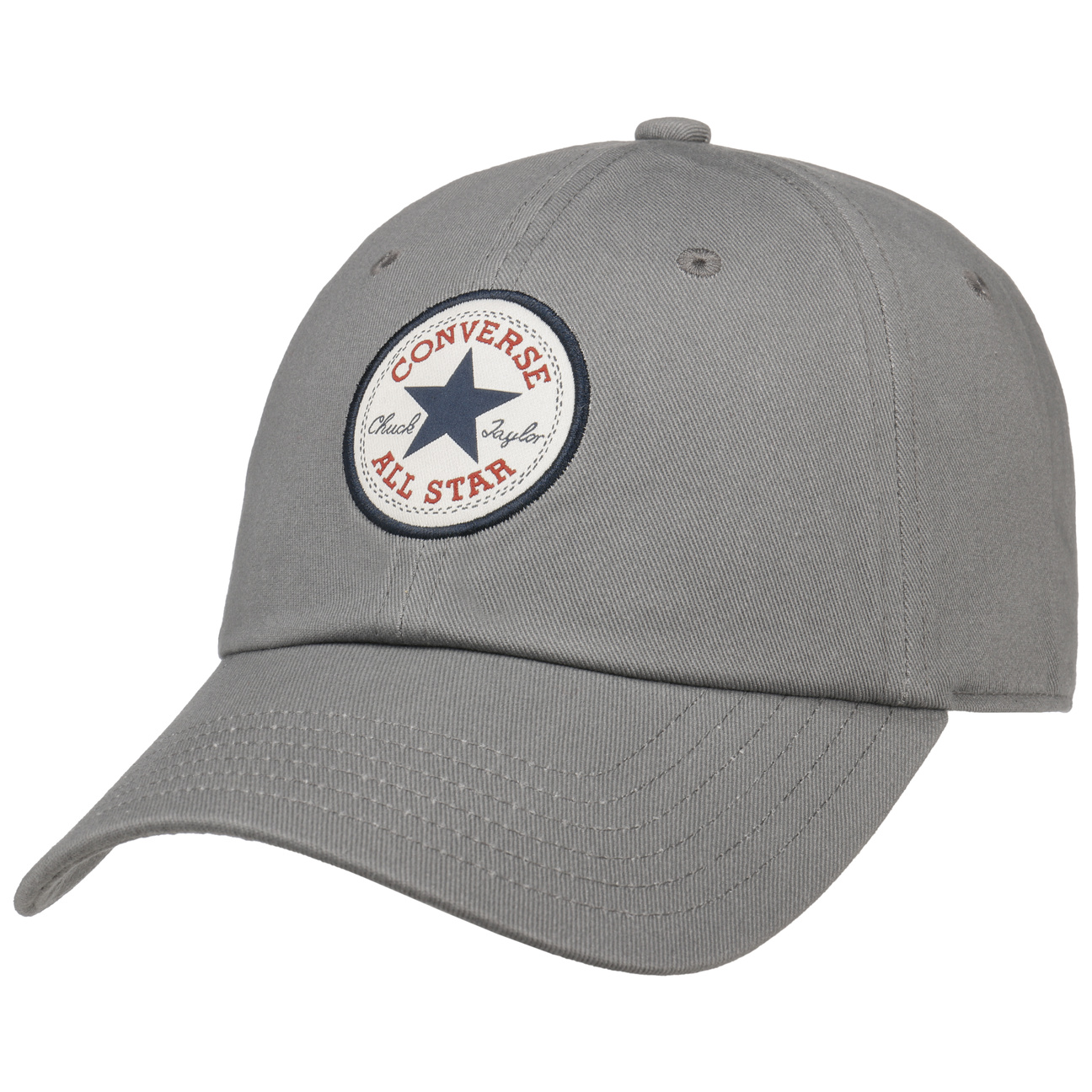7d82439ac48 ... Core Classic Baseball Cap by Converse - olive 5 ...