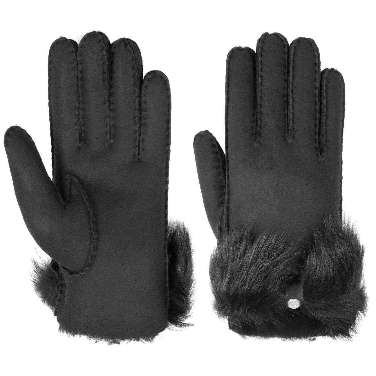 gants julika pour femme by ugg 169 95. Black Bedroom Furniture Sets. Home Design Ideas