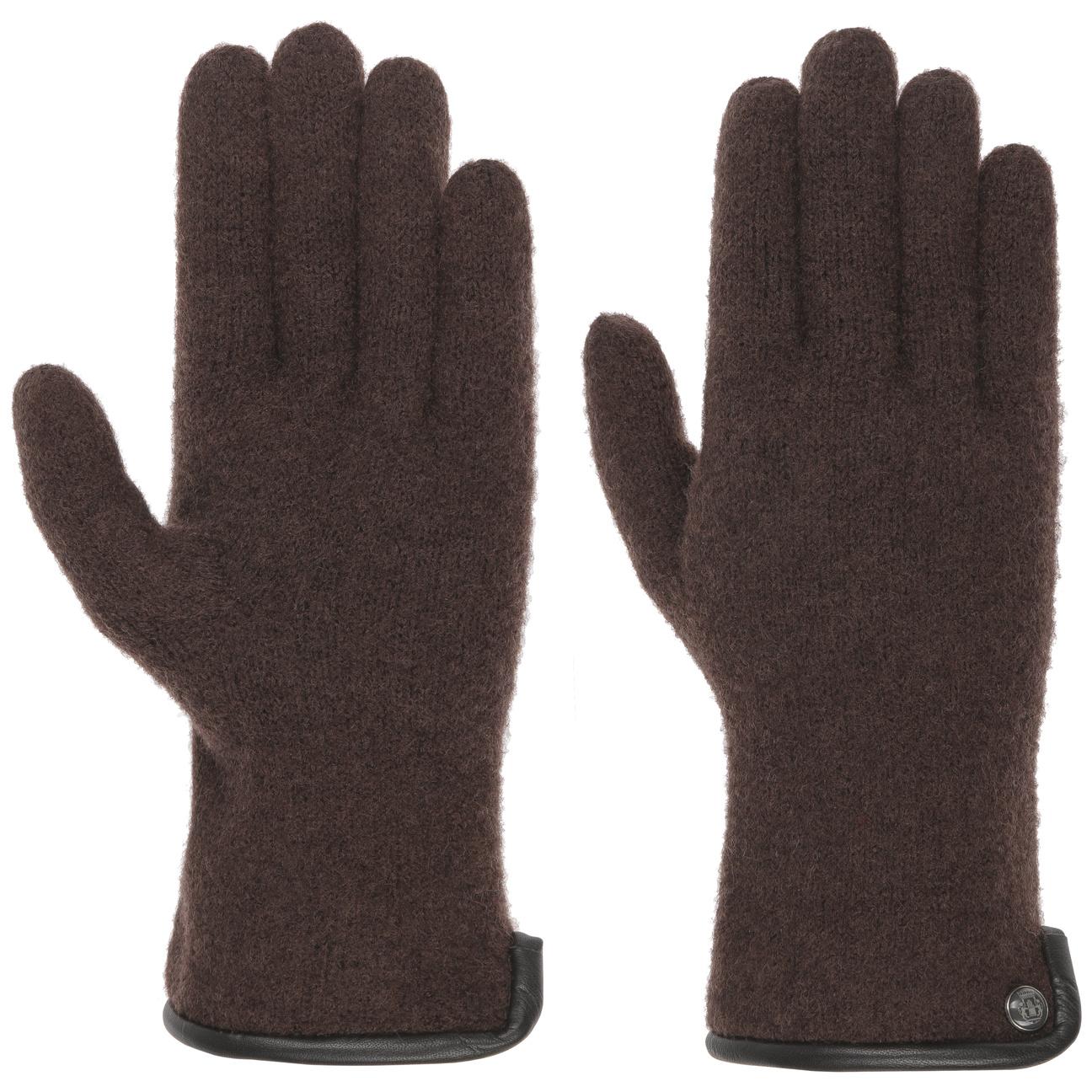 gants en laine foul e avec cuir by roeckl eur 49 90 chapeaux casquettes et bonnets en. Black Bedroom Furniture Sets. Home Design Ideas