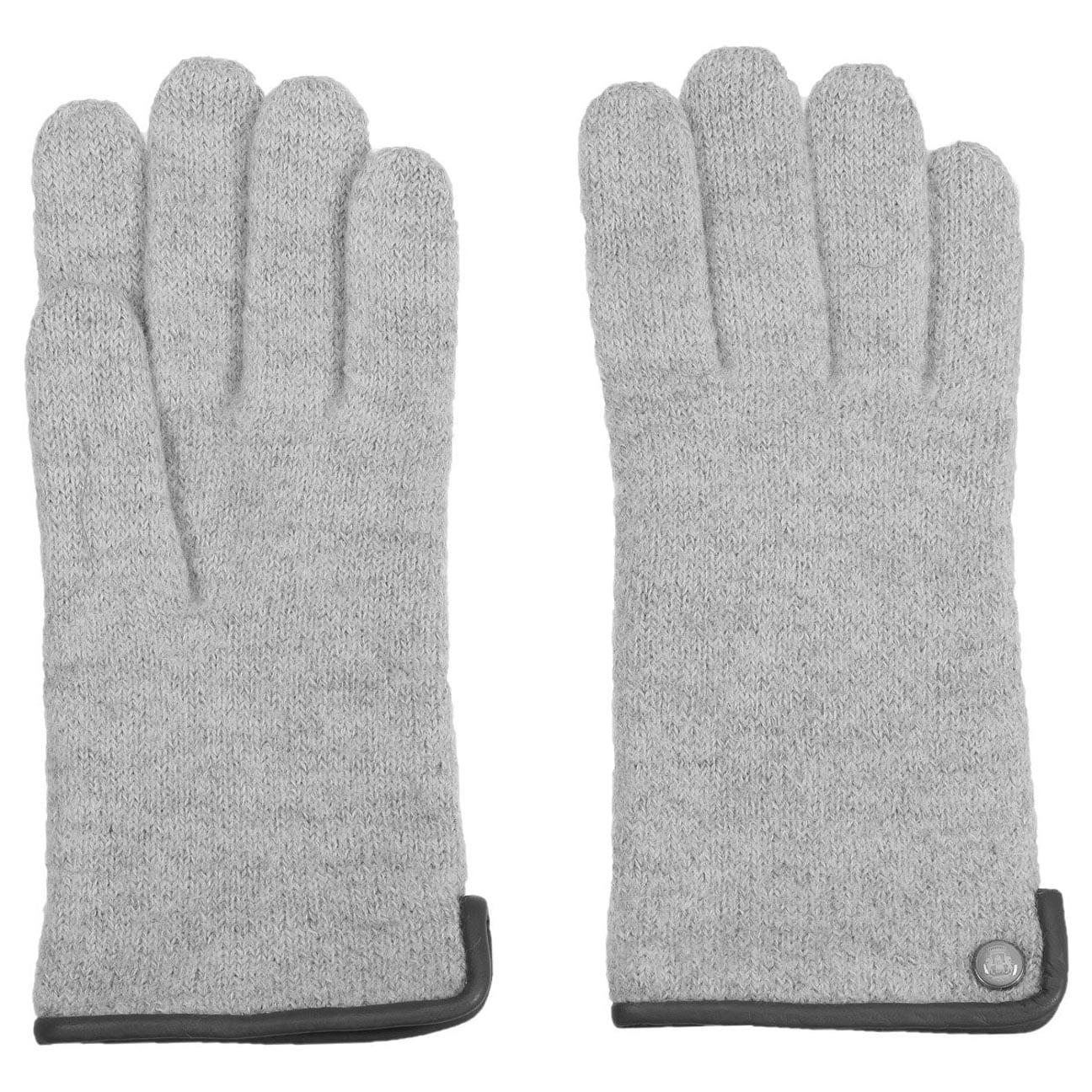 gants pour homme en laine foul e by roeckl 59 90. Black Bedroom Furniture Sets. Home Design Ideas