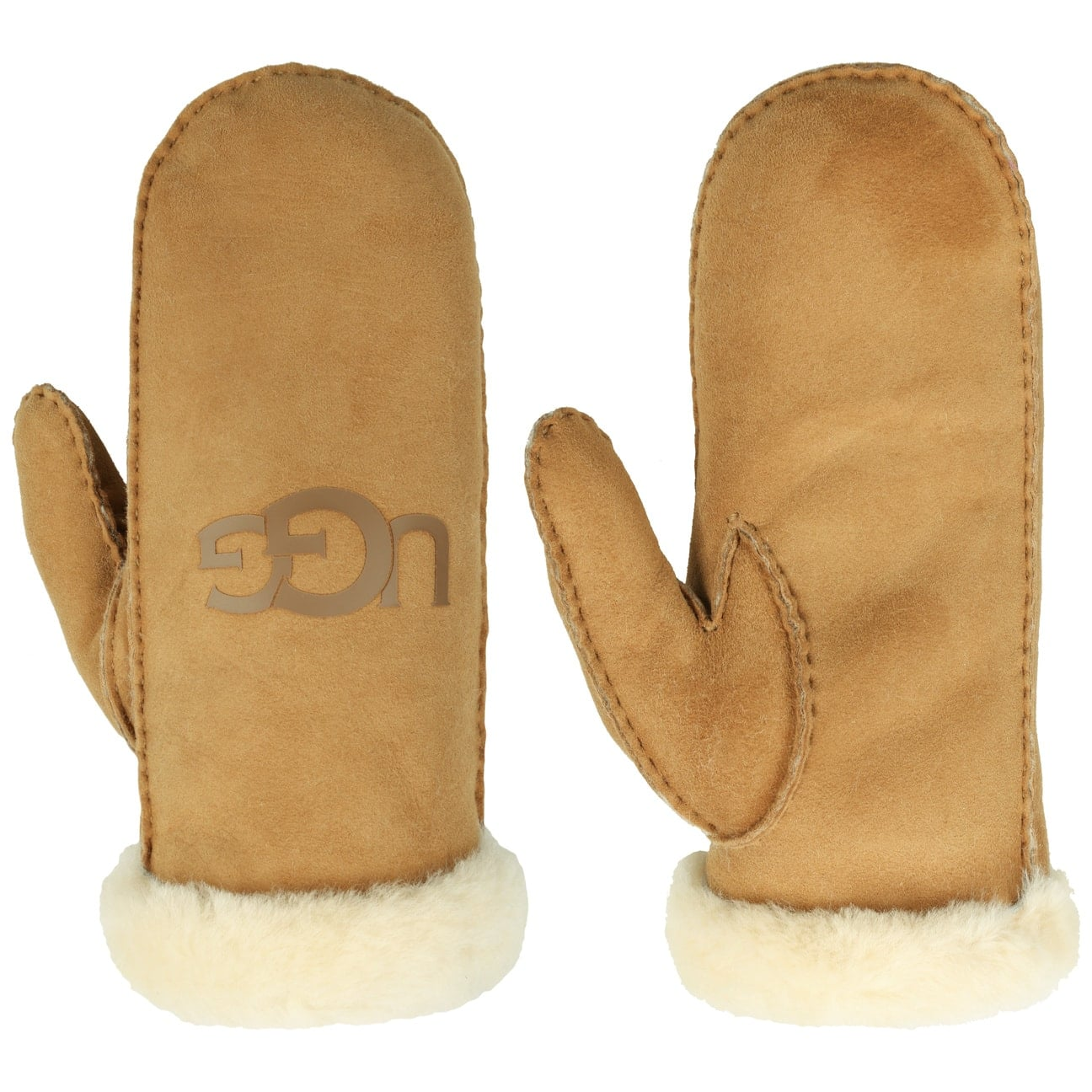 Mitaines pour Femme by UGG , beige 3
